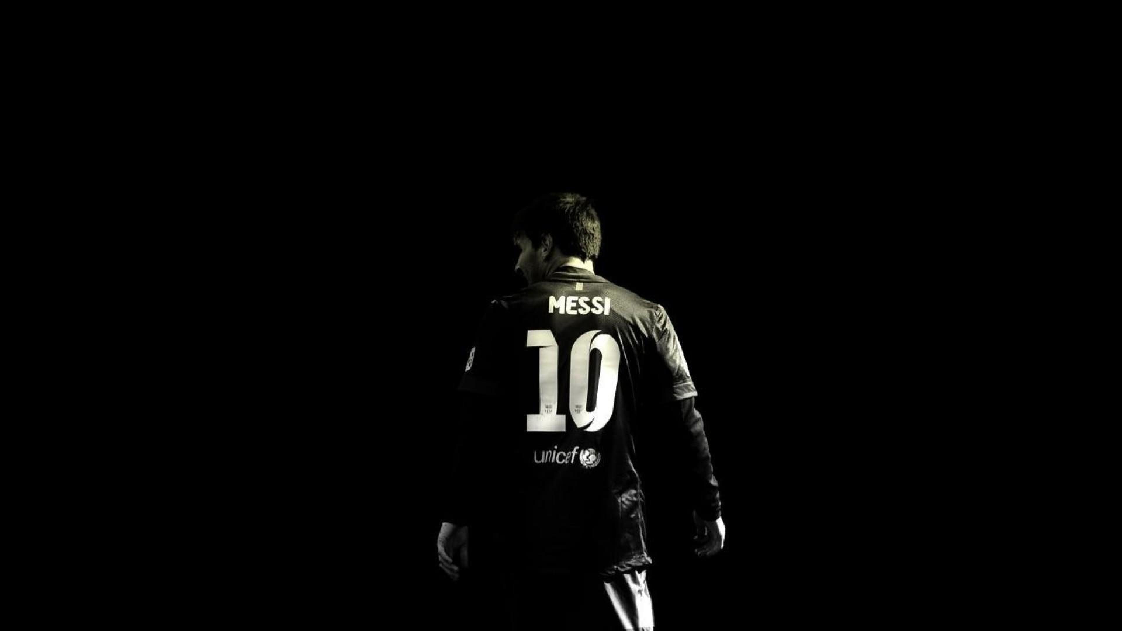 HD Messi Black Wallpaper – Best Wallpaper HD