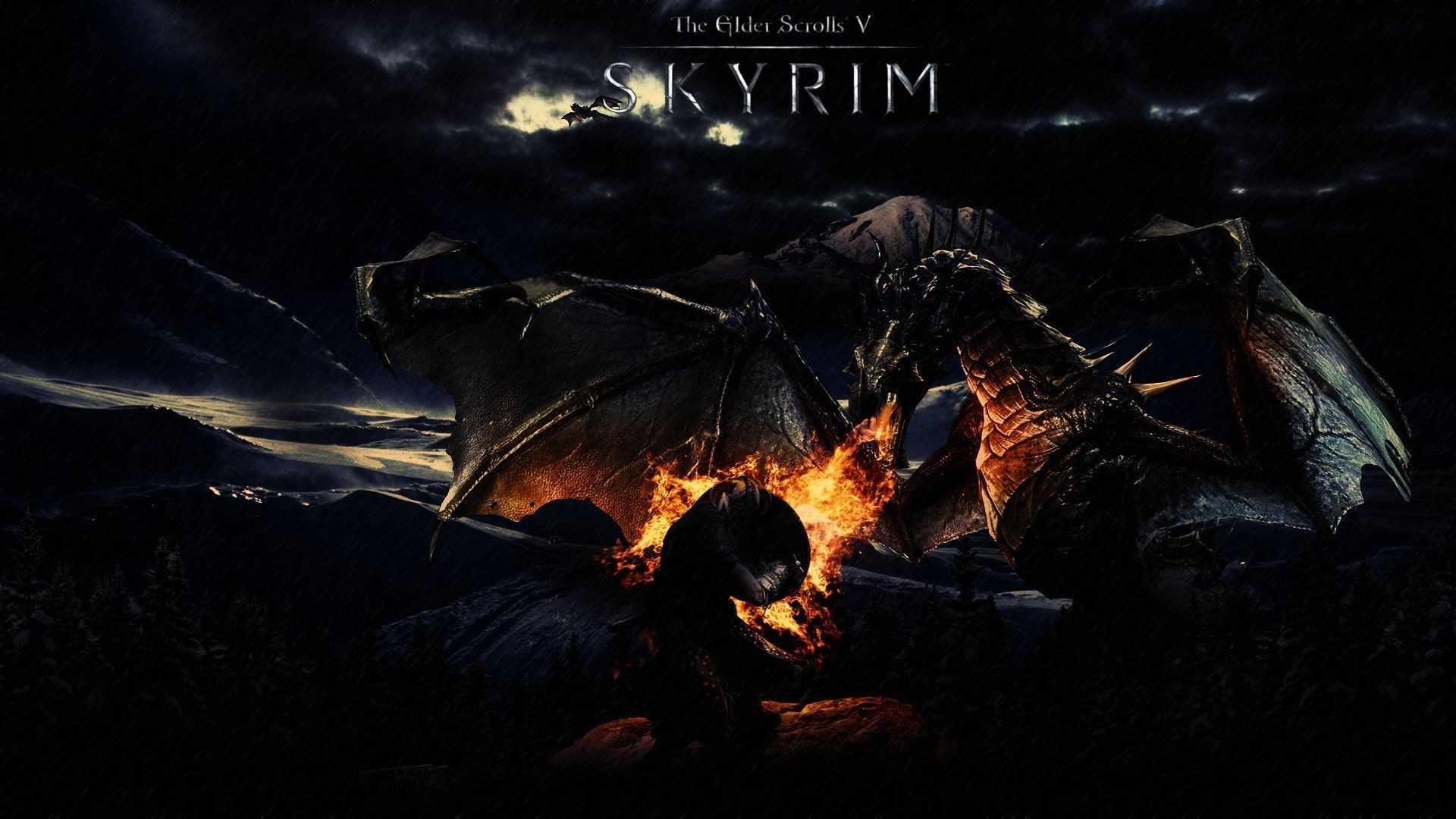 Skyrim Wallpaper Hd 159789
