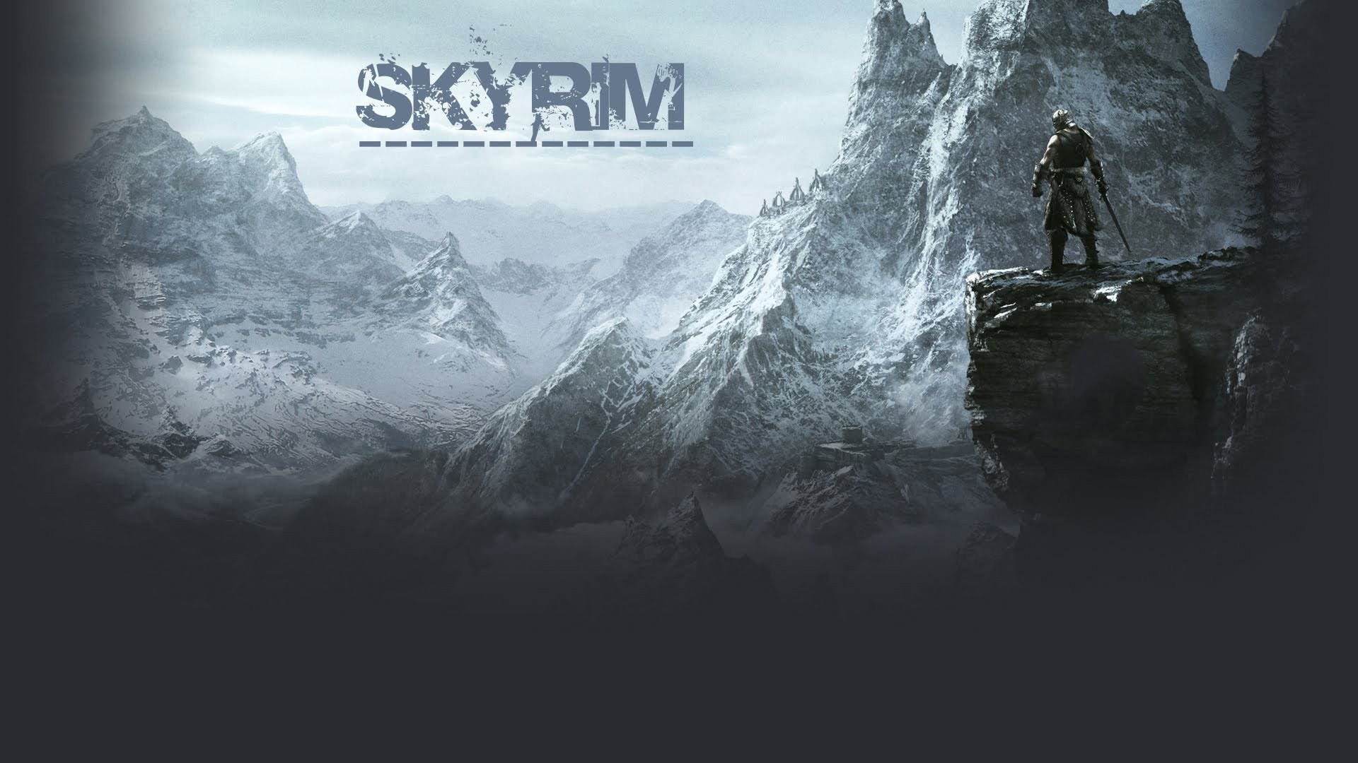 Skyrim Hd Wallpaper