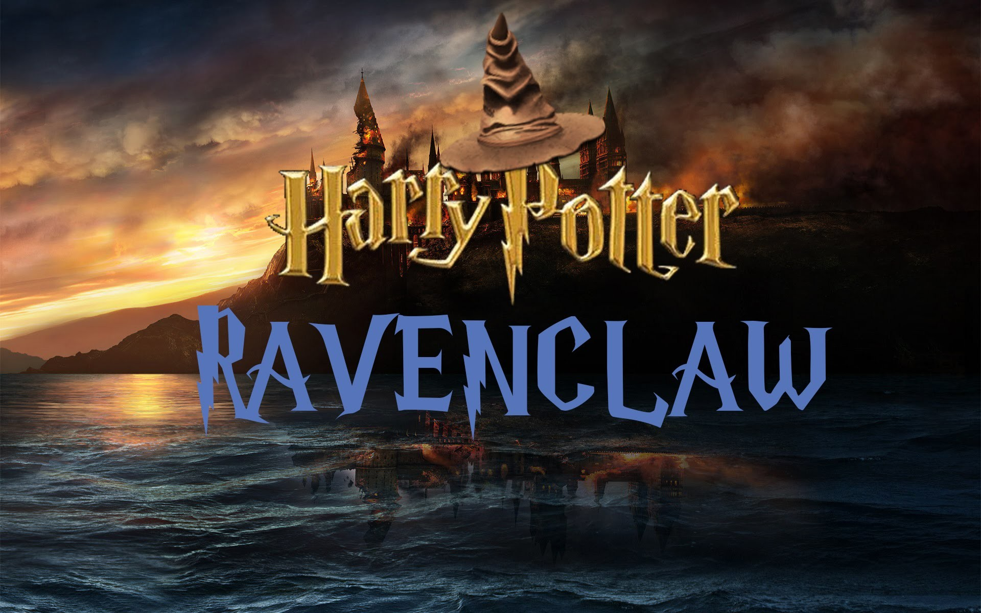 POTTERMORE #1 – SORTING HAT – RAVENCLAW
