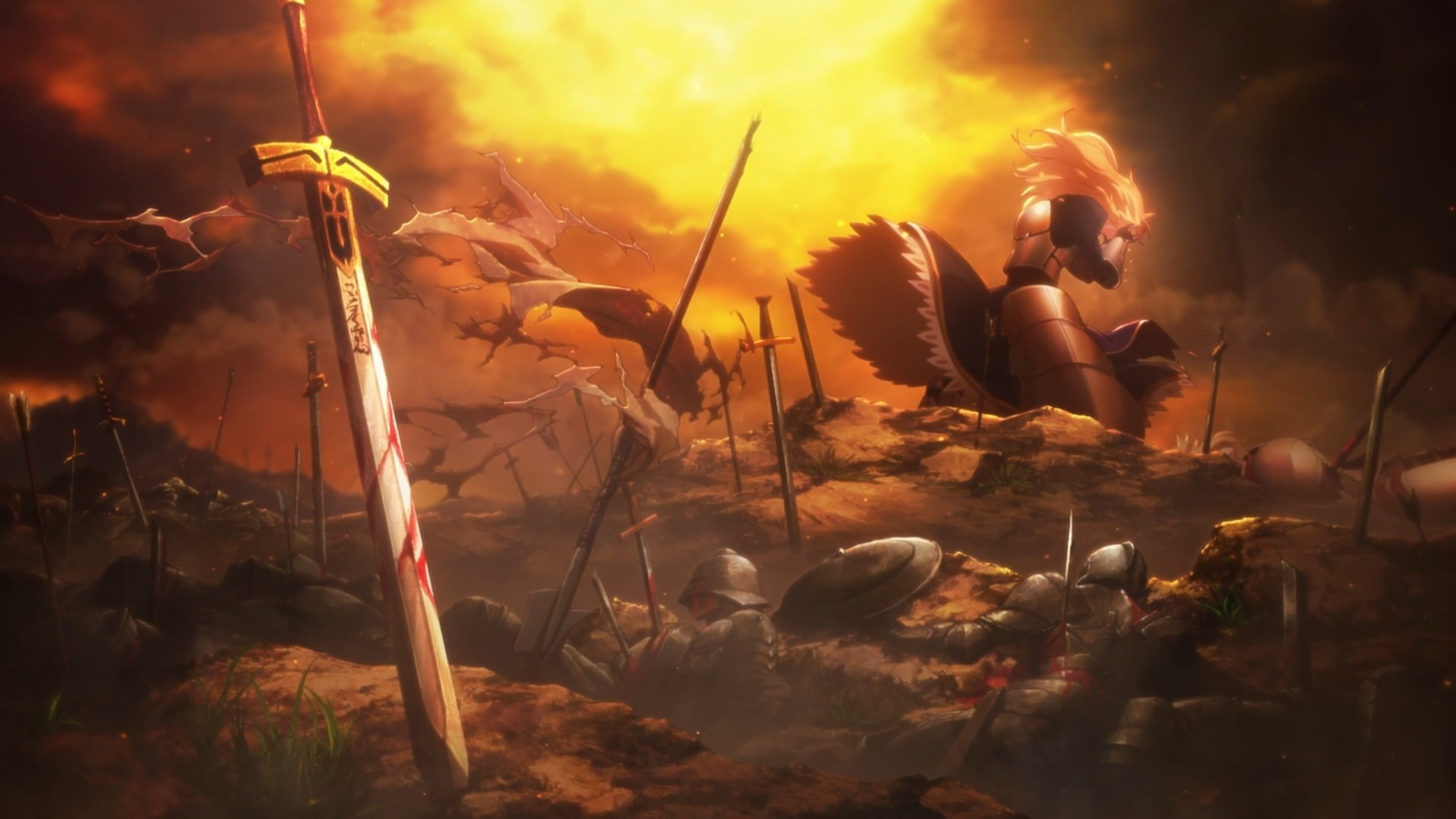 HorribleSubs] Fate Stay Night – Unlimited Blade Works – 13 [1080p .
