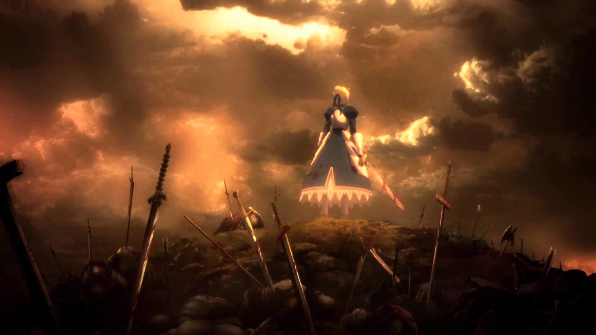Fate/stay night: [Unlimited Blade Works] OST II – #22 Deep Slumber UBW  Extended – YouTube