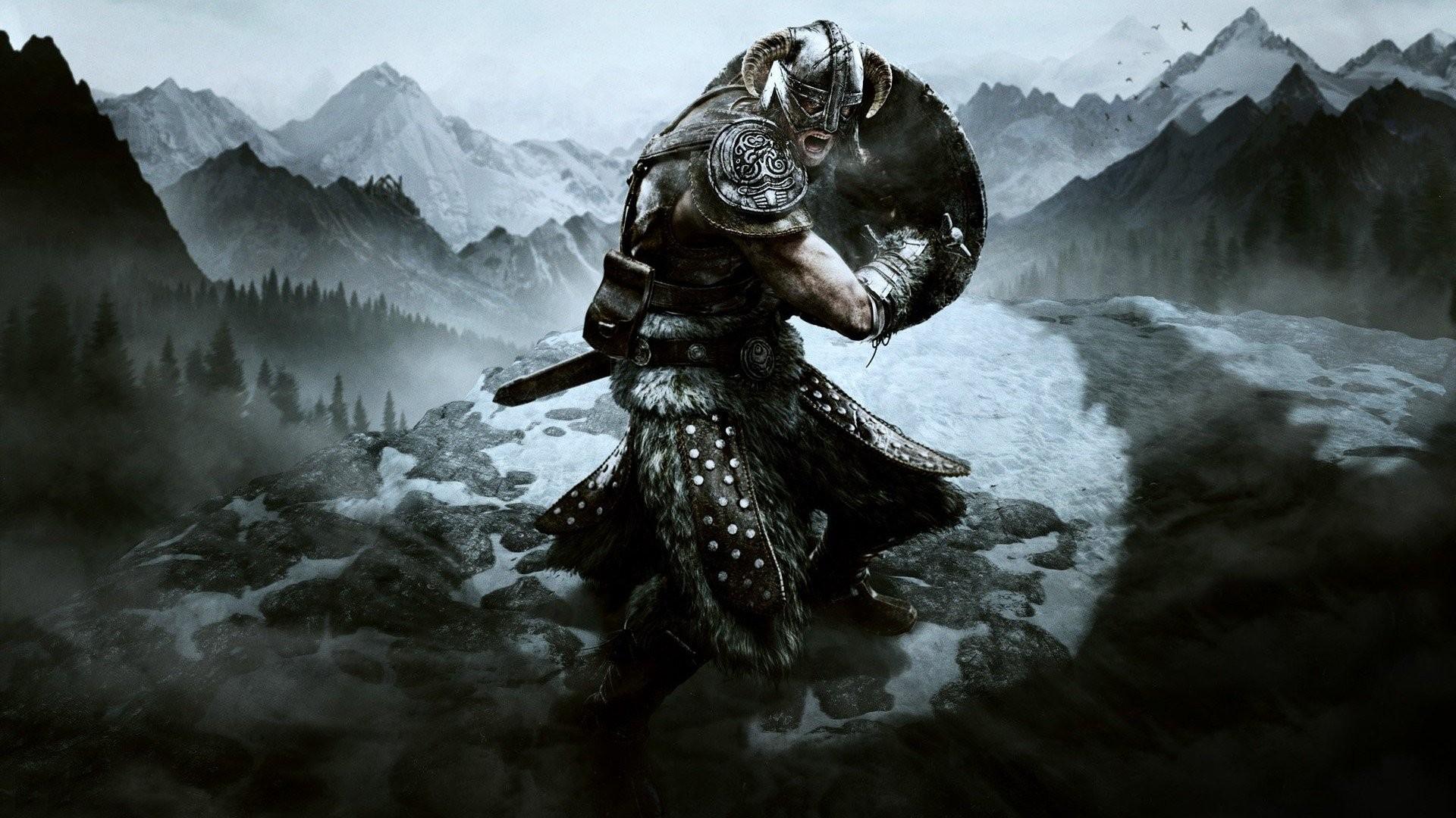 Viking Warriors Wallpaper