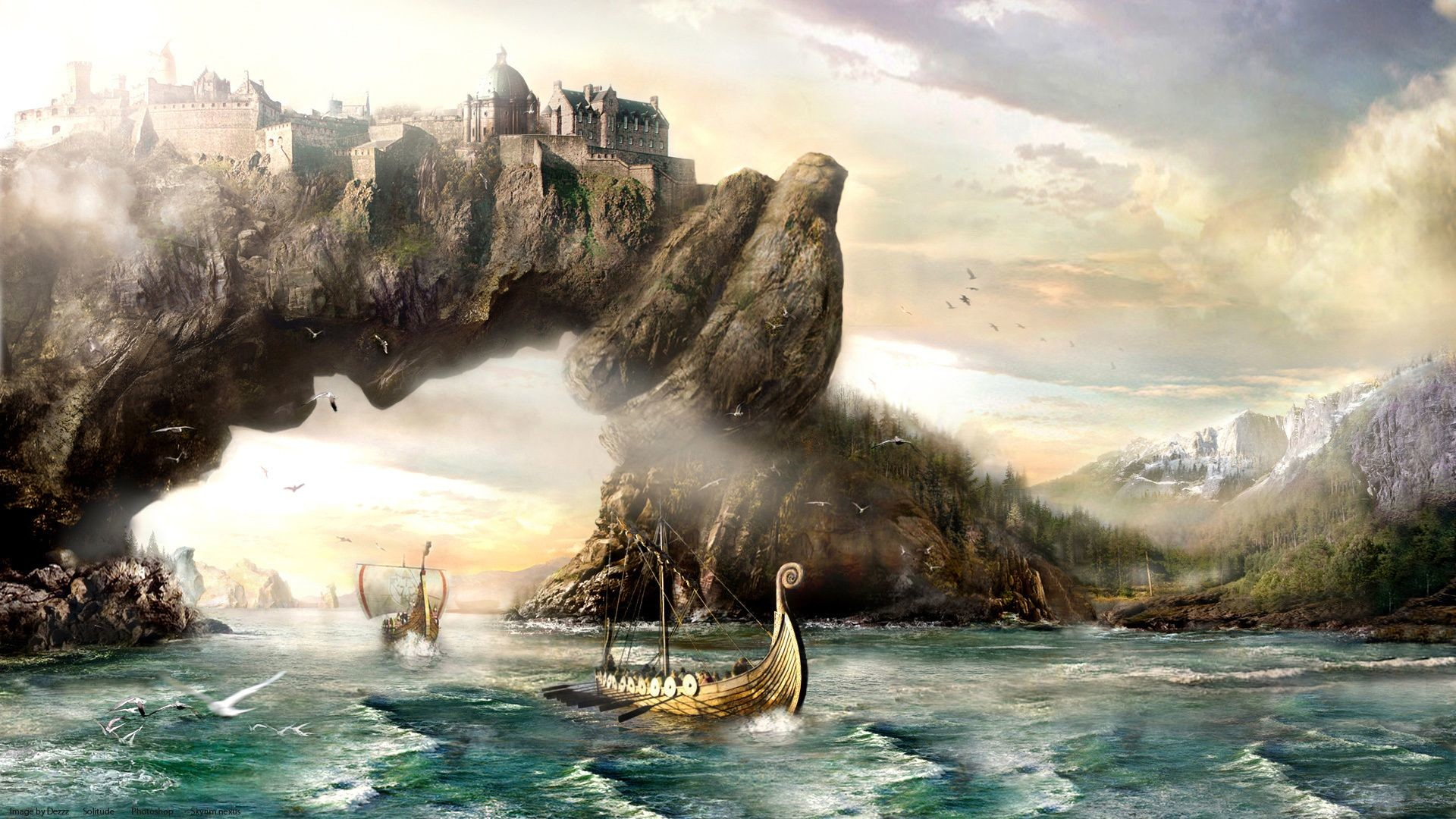 Viking Wallpapers – Wallpaper Cave