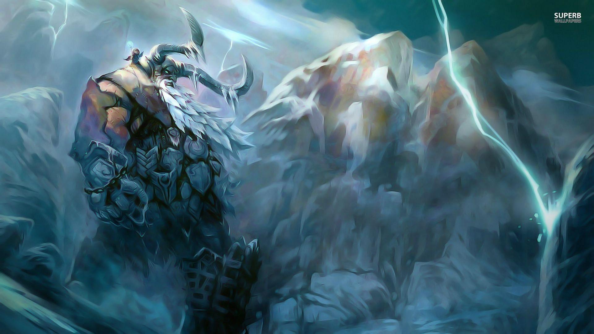 Viking wallpaper – Fantasy wallpapers – #26864