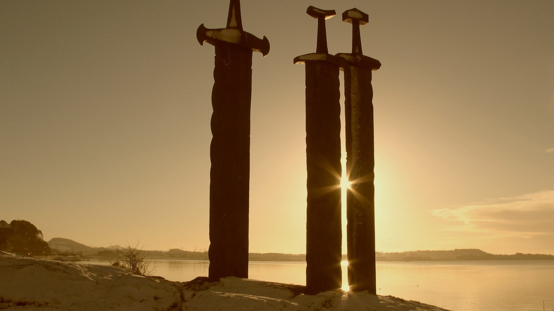 Ancient – Sverd Fjell Sunset Swords Norse Viking Pagan Nordic North Norway  Pictures for HD 16