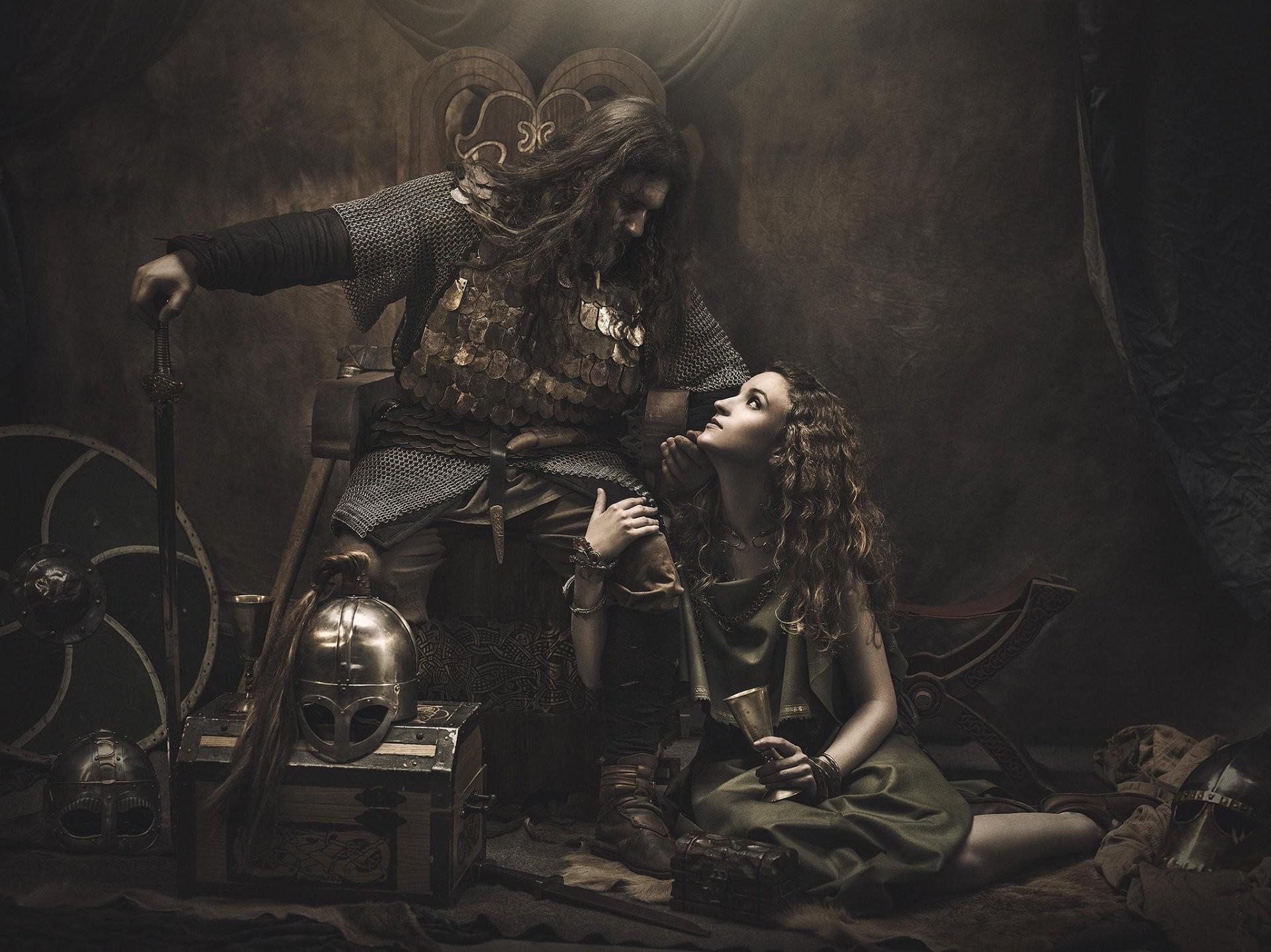 images of Viking warriors | Viking_female_warrior | viking women .