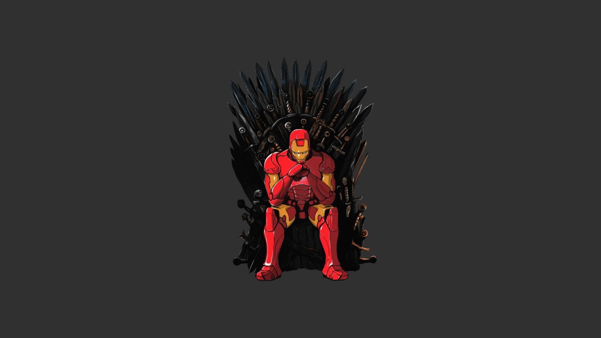 Iron Man Game of Thrones Mashup