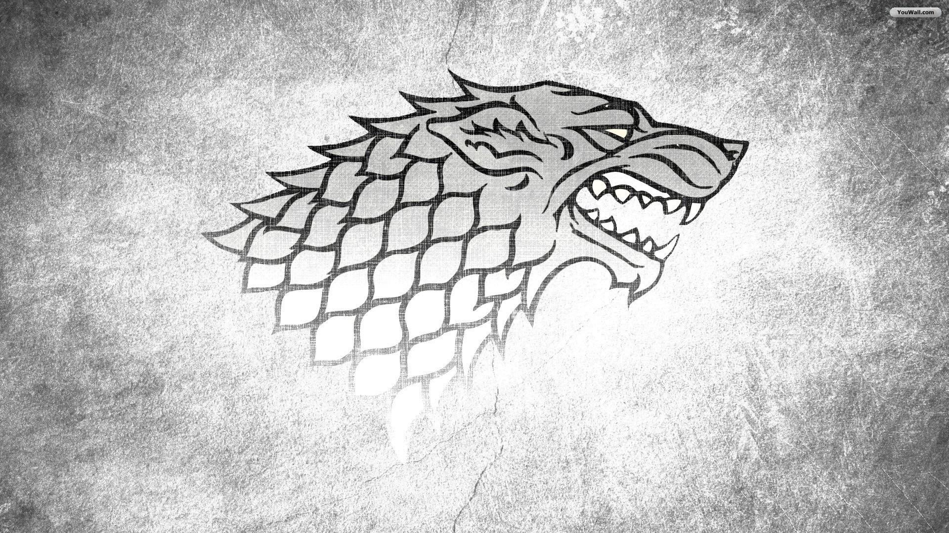 Game of Thrones – Stark Wallpaper