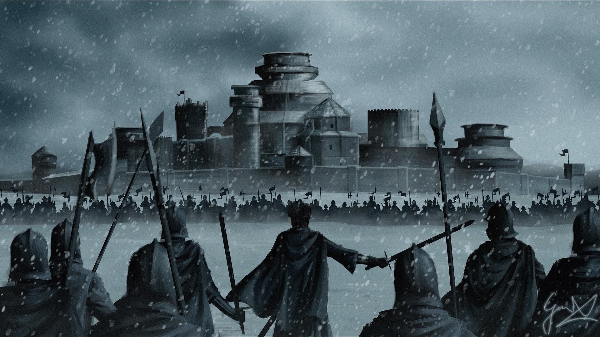game-of-thrones-winterfell-stannis-baratheon-warriors-1920×1080.