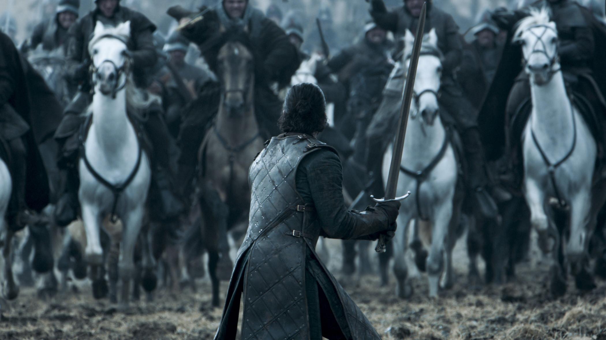 Jon Snow | Battle of the Bastards still (2100×1181) …