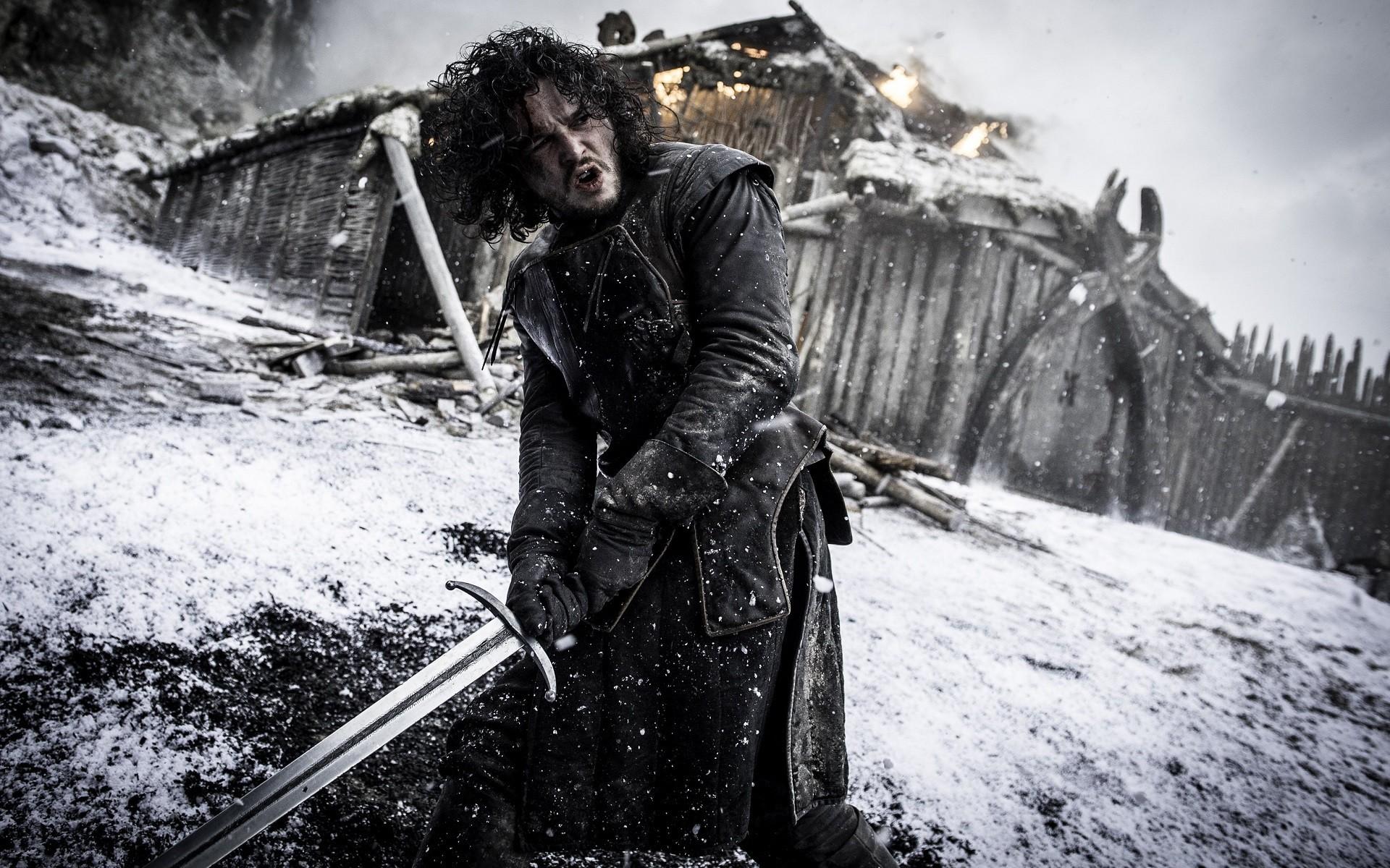 Warden Of The North Jon Snow