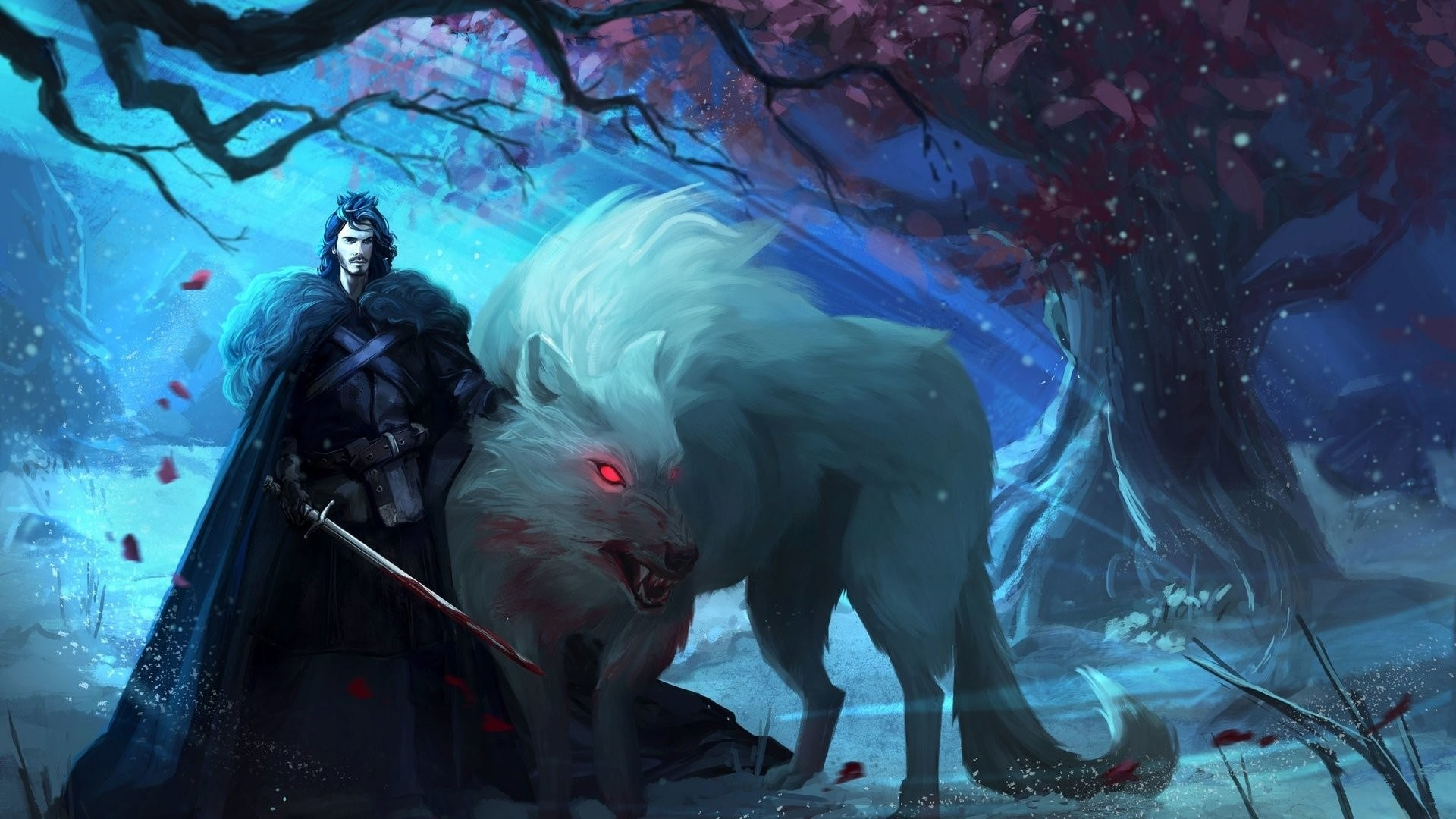 Fantasy – A Song Of Ice And Fire Game Of Thrones Jon Snow Wallpaper