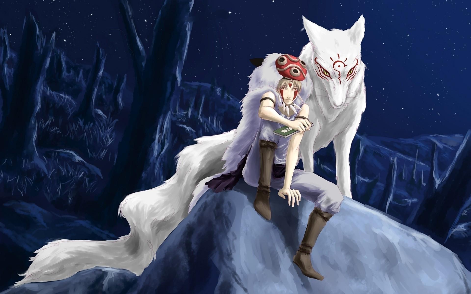 anime, Manga, Princess Mononoke, Natsume Yuujinchou Wallpapers HD / Desktop  and Mobile Backgrounds