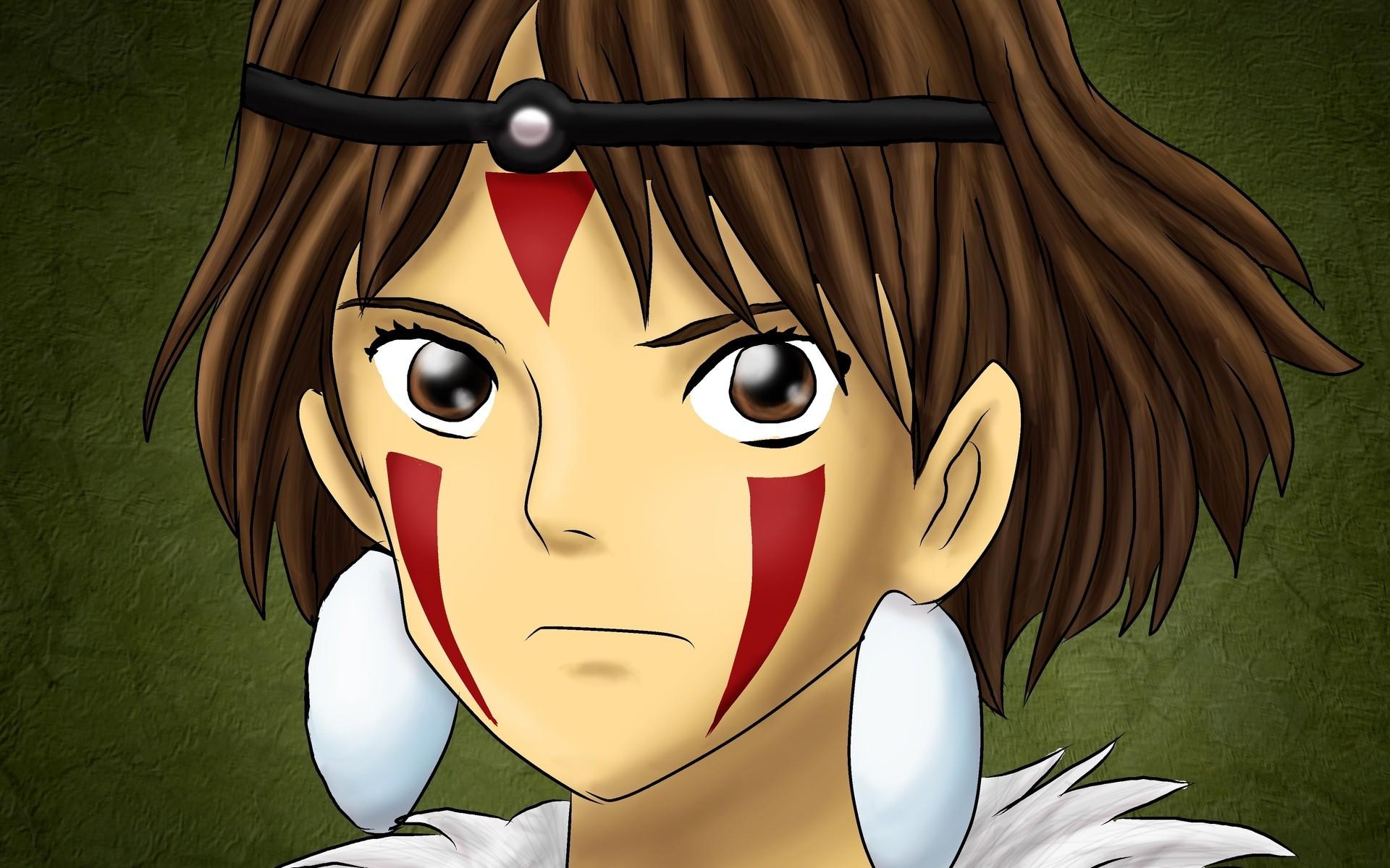 Hayao Miyazaki Princess Mononoke