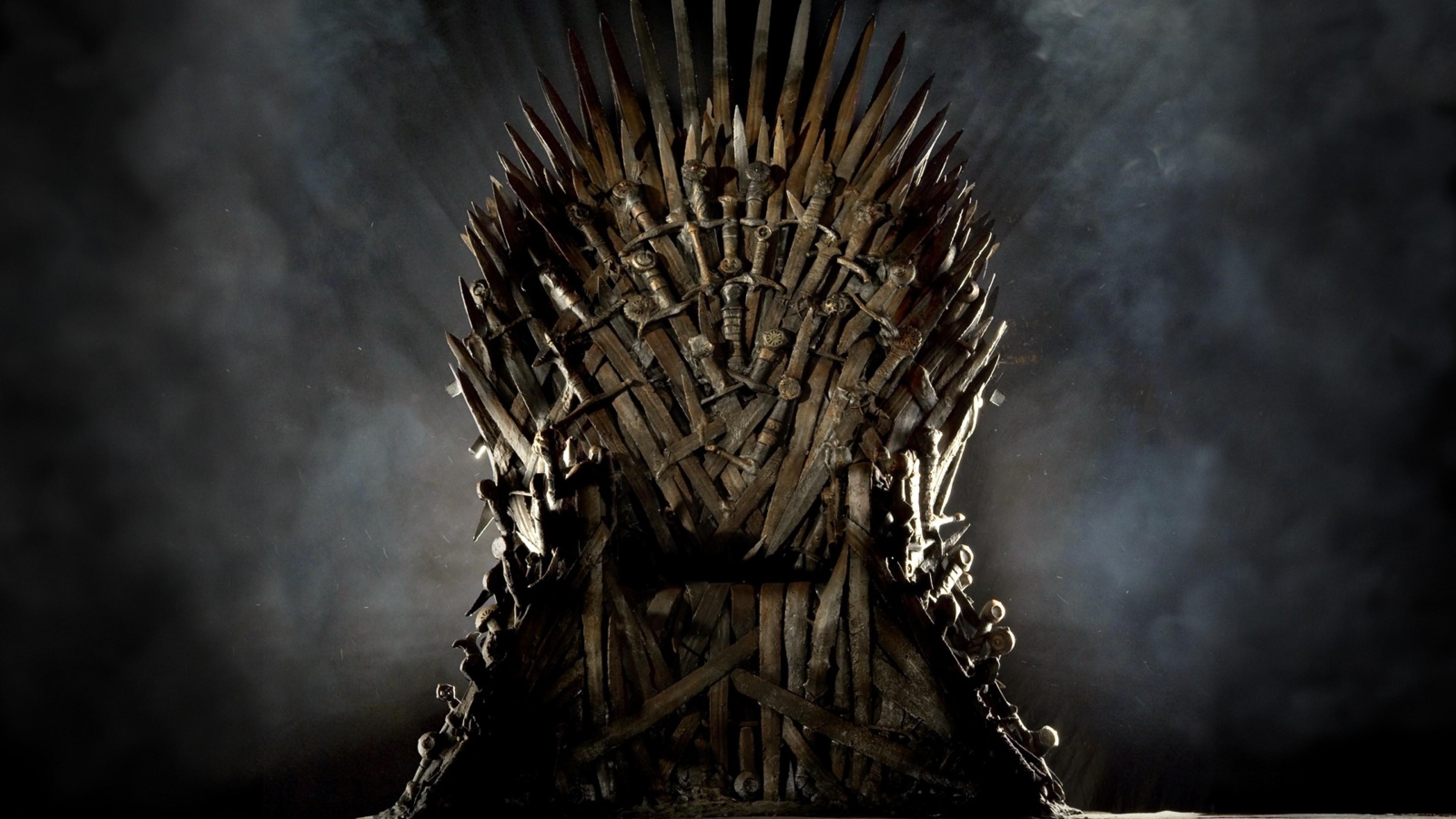 Game of thrones, Series, Throne, Power, Sword Wallpaper,