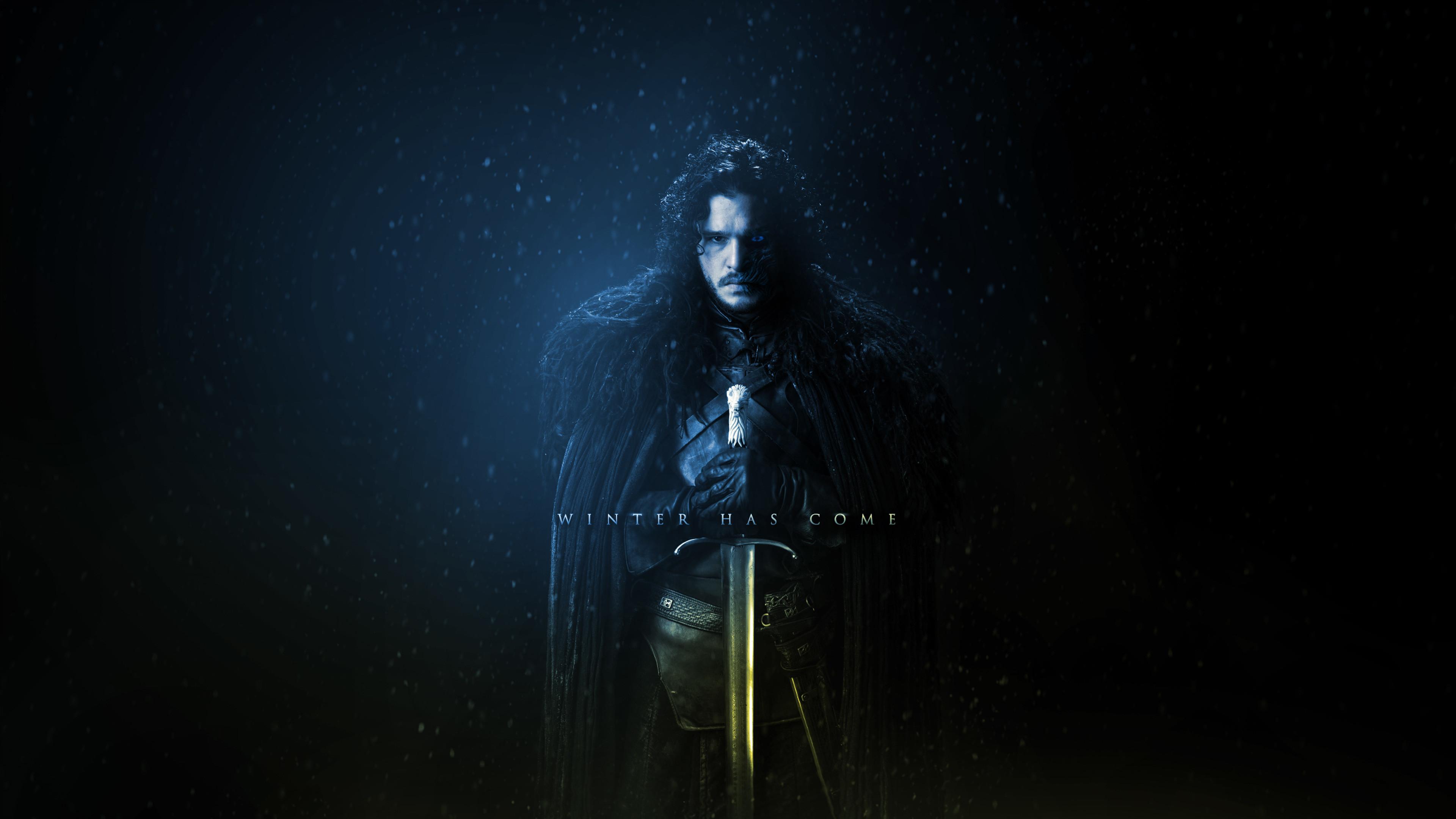 Game of Thrones Season 7 Winter Has Come 4K