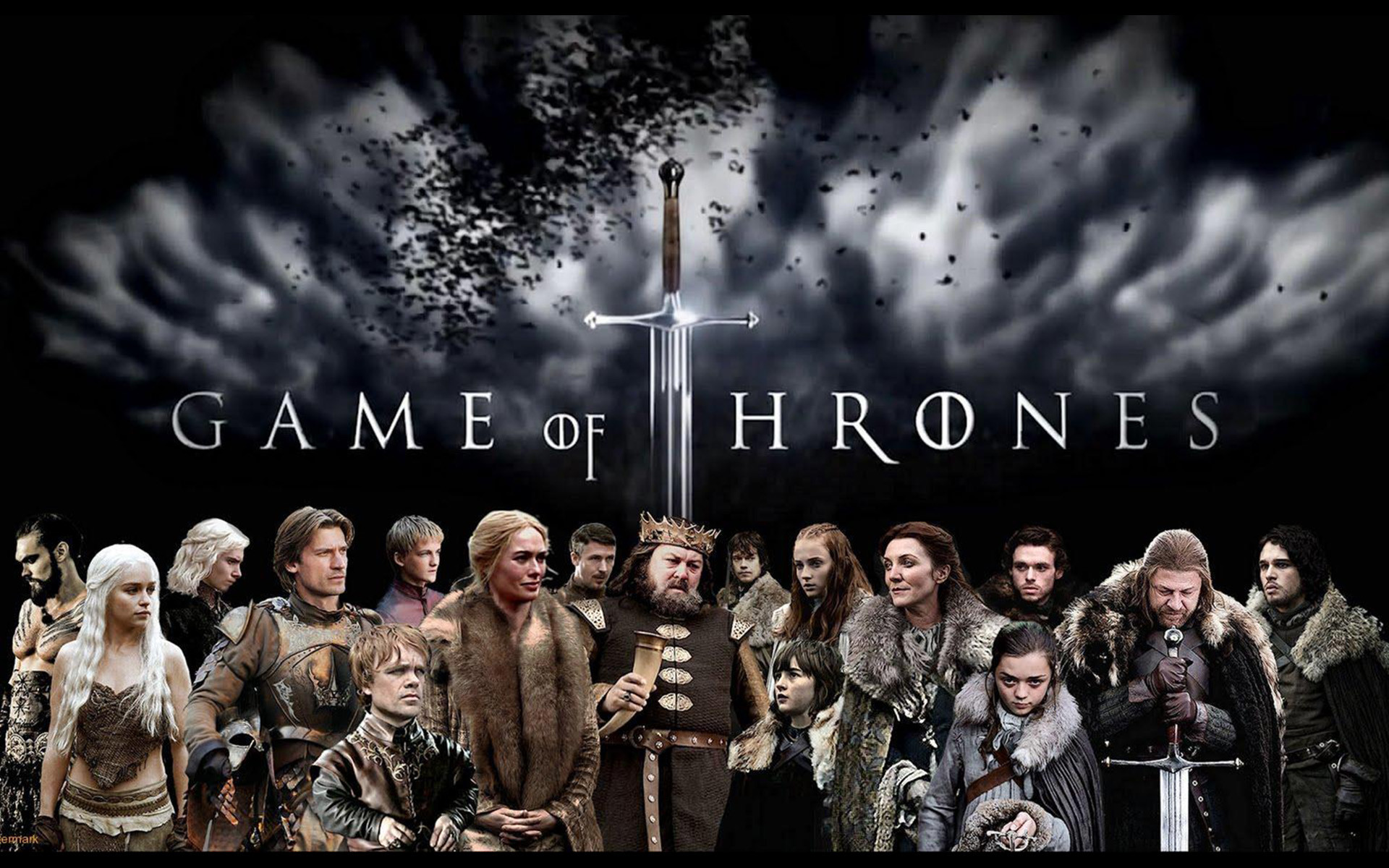 4k Ultra Hd Game Thrones Wallpapers 11