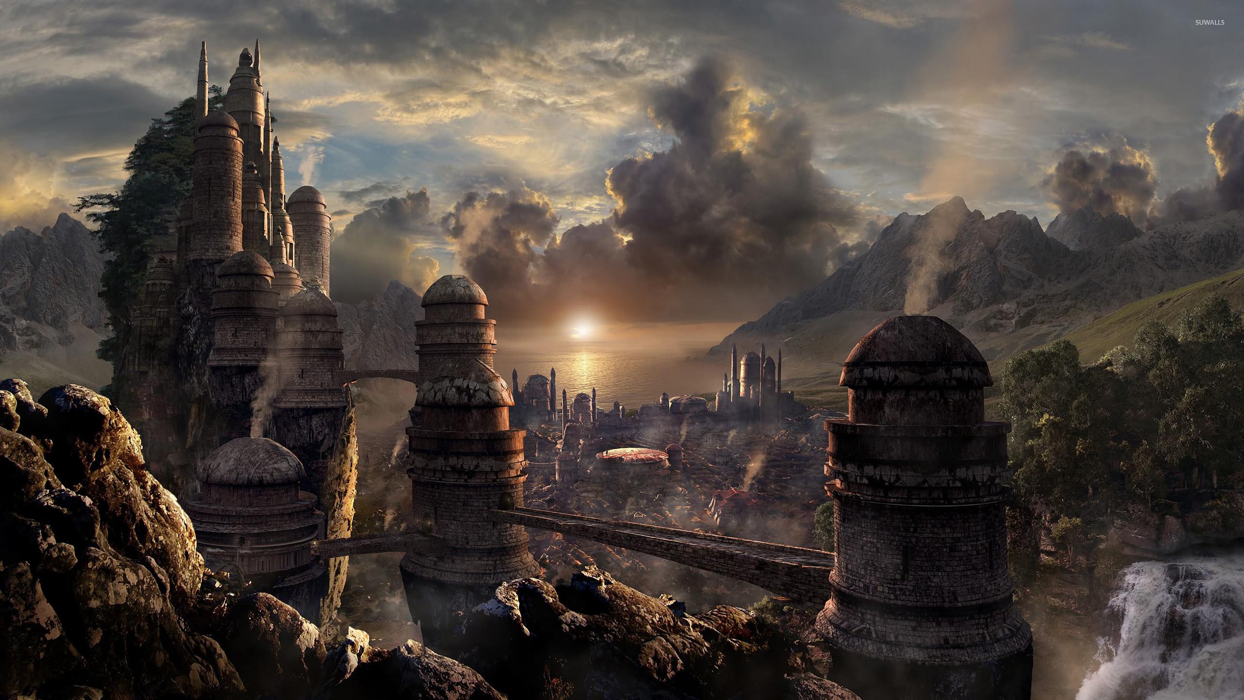 The Elder Scrolls V: Skyrim [32] wallpaper