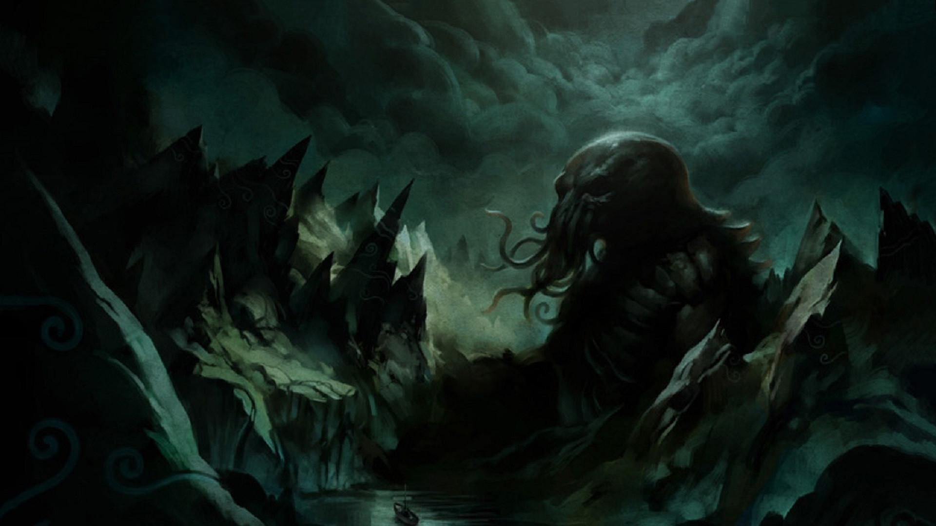 undefined Cthulhu Wallpaper (31 Wallpapers) | Adorable Wallpapers