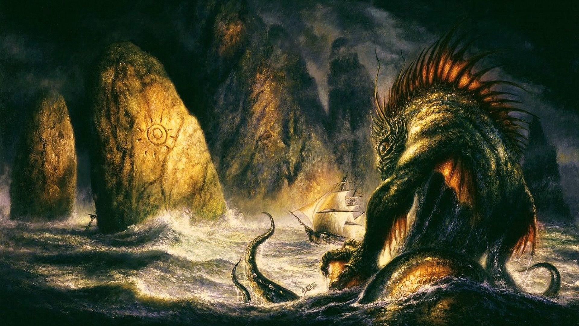 Lovecraft Wallpapers