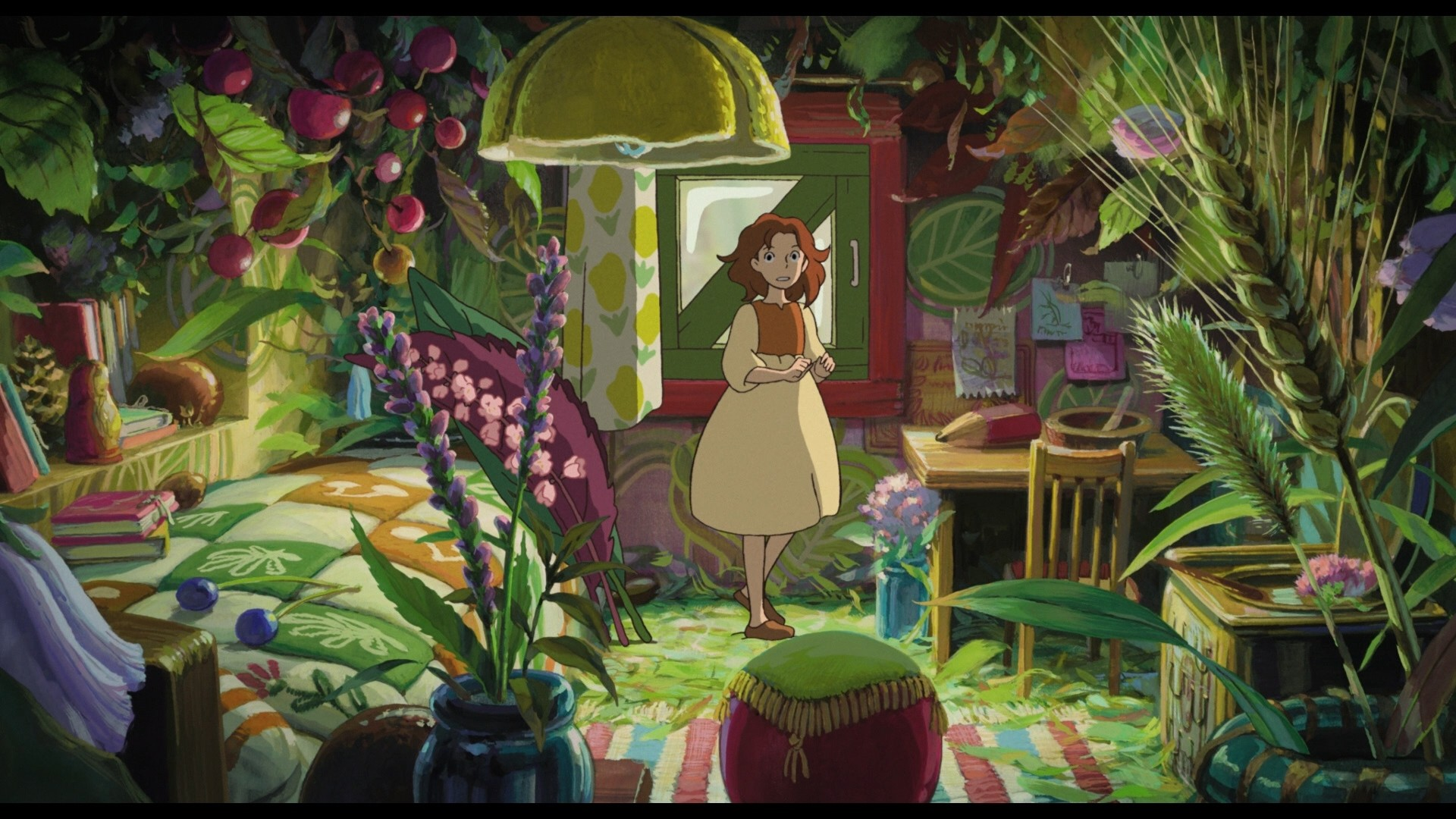 106 best Illust: Hayao Miyazaki & GHIBLI images on Pinterest | Studio  ghibli, The borrowers and The secret