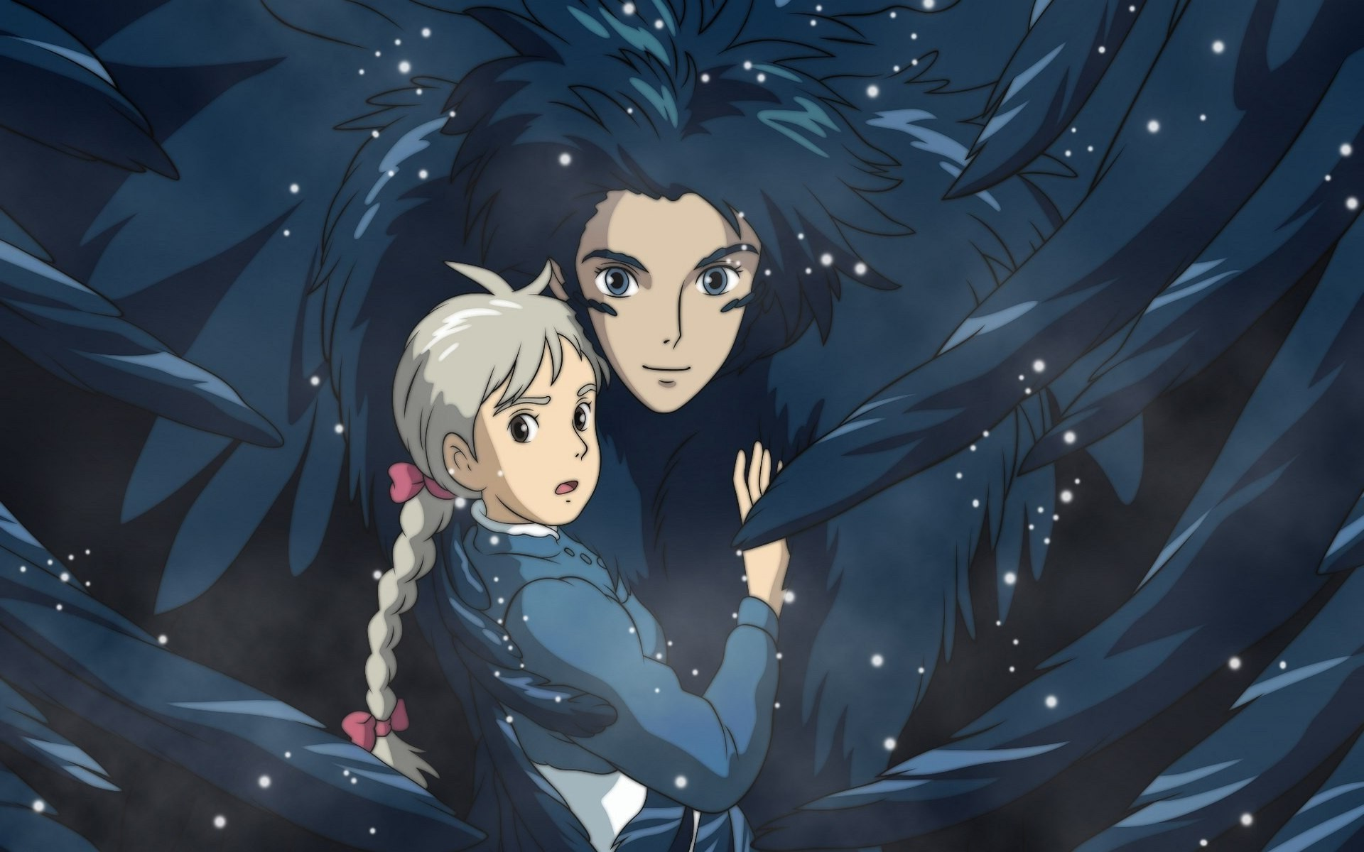 Howls Moving Castle, Howl, Studio Ghibli, Hayao Miyazaki, Anime, Movies  Wallpapers HD / Desktop and Mobile Backgrounds