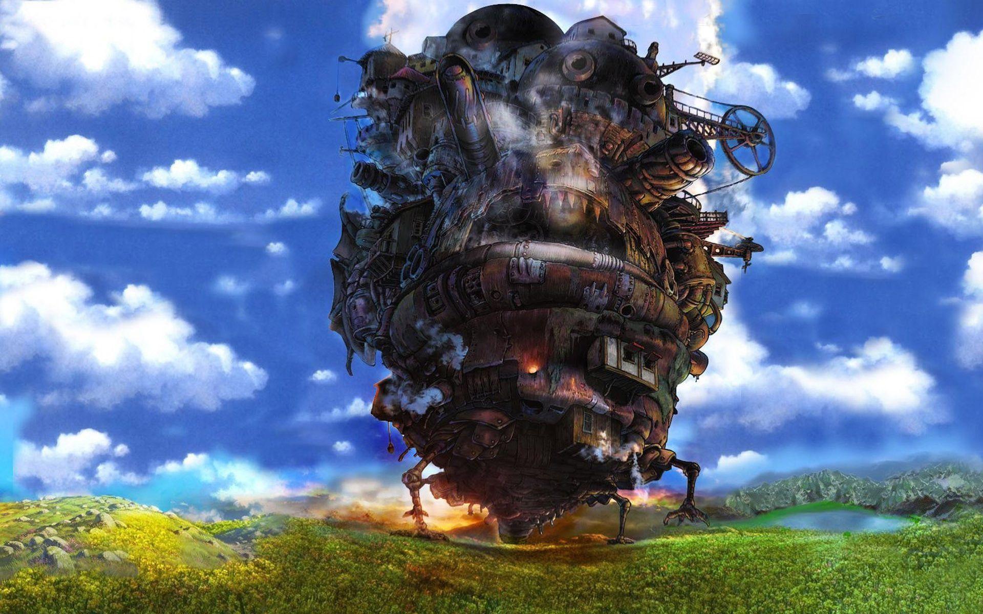 51 <b>Howl's Moving Castle</b> HD <b>Wallpapers