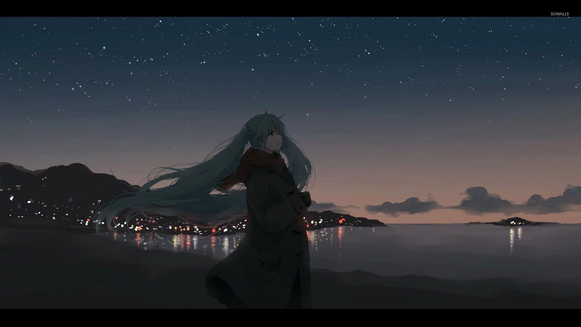 Hatsune Miku – Vocaloid [19] wallpaper jpg