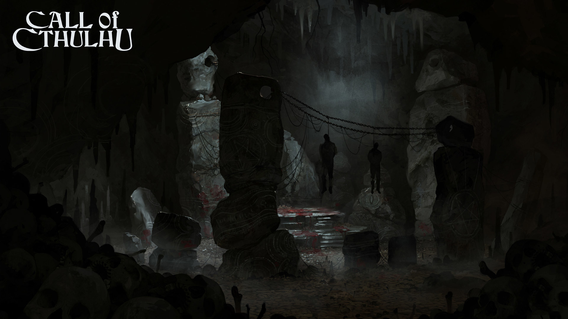 Free Call of Cthulhu Wallpaper in 1920×1080