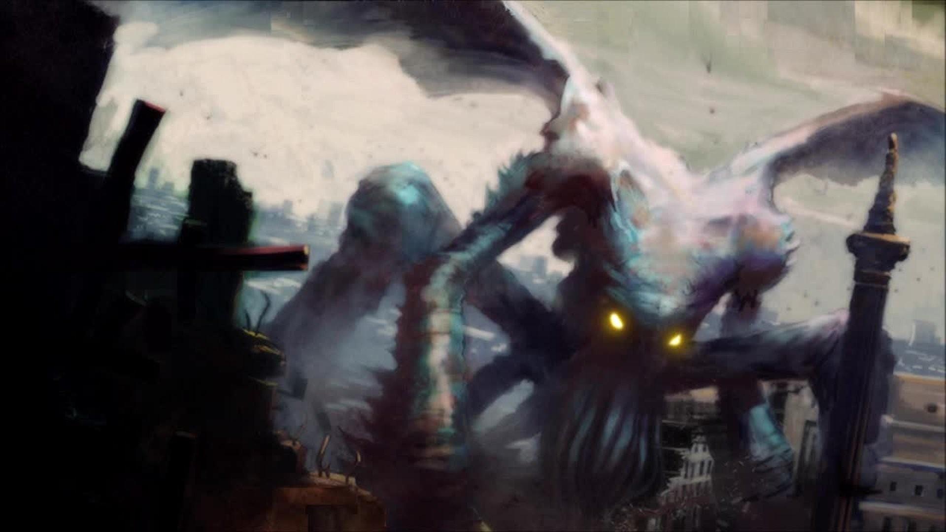 Fantasy – Cthulhu Wallpaper