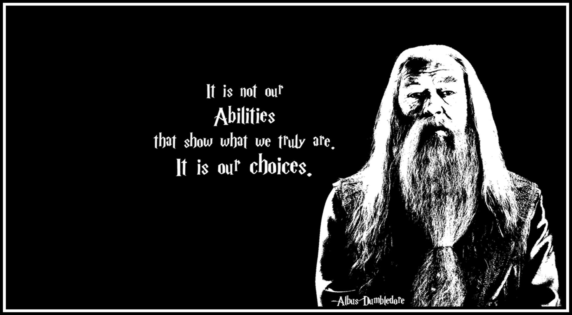 Harry Potter <b>Quote Wallpapers</b> – WallpaperSafari