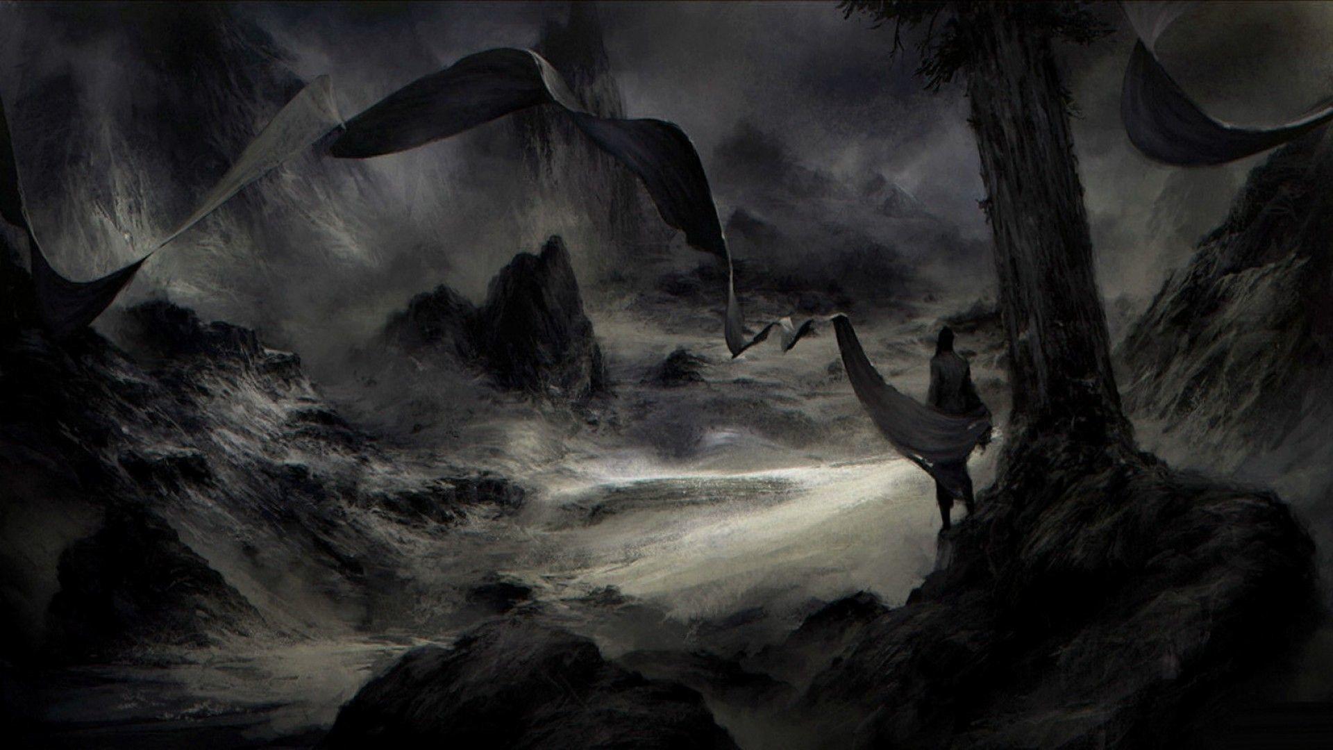 Dark Fantasy Wallpaper Hd Free Download