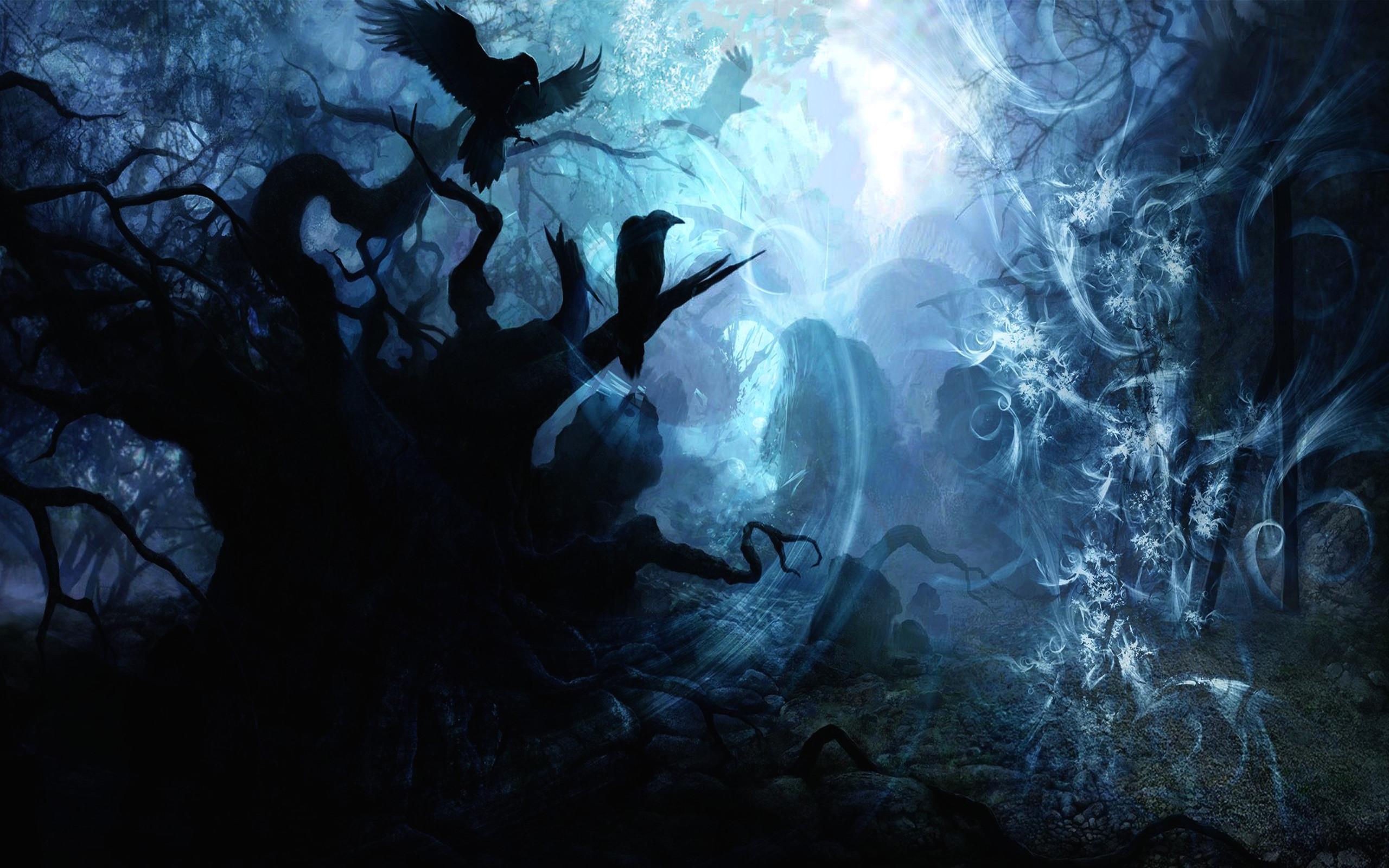 Dark Fantasy Background (71 Wallpapers)