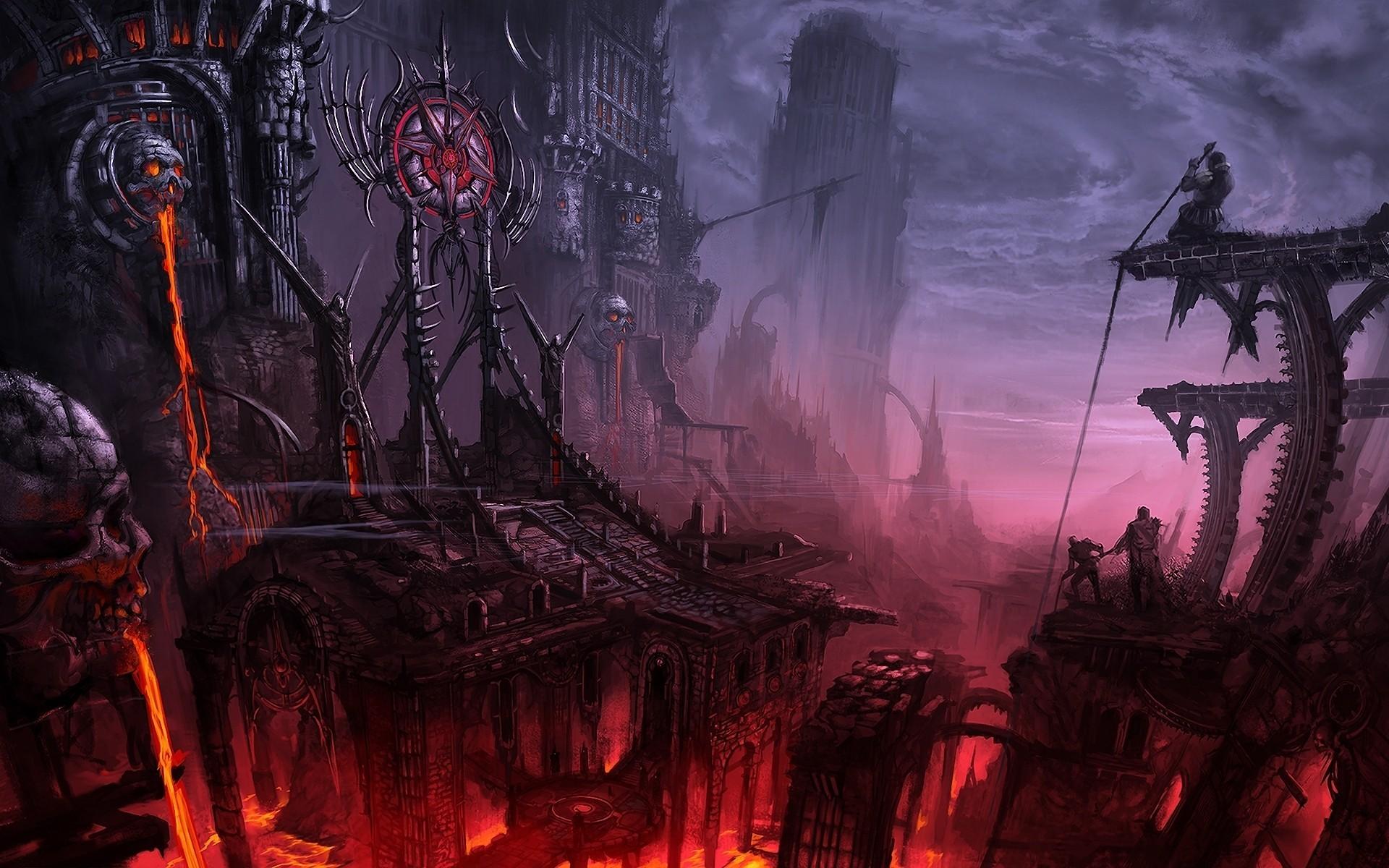 Dark Fantasy World wallpapers and stock photos