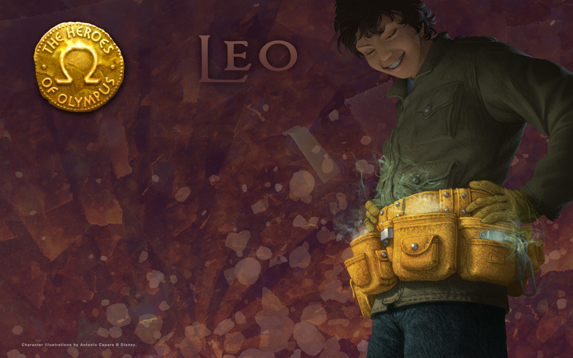Couples of Percy Jackson Series images Leo HD wallpaper and background  photos