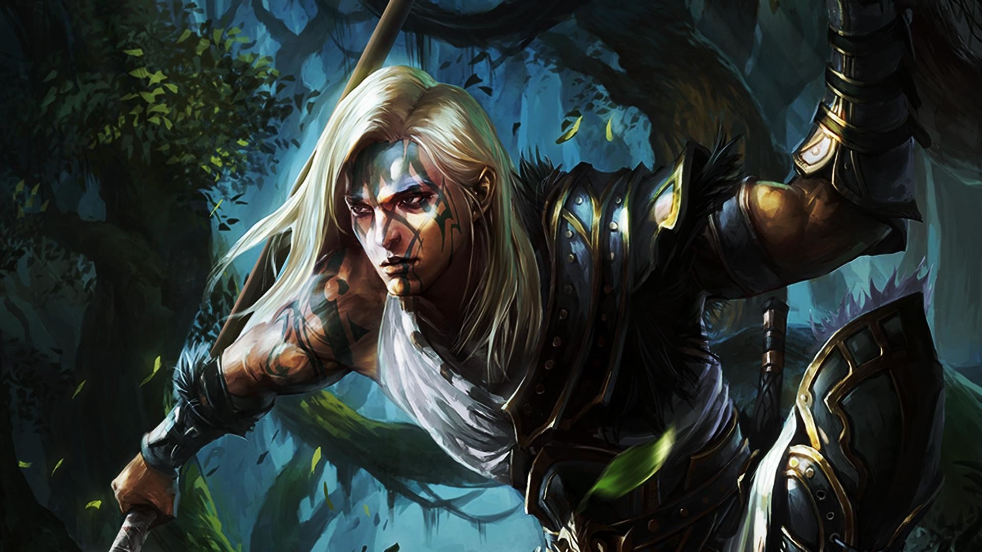 Related Suggestions for Anime Male Dark Elf