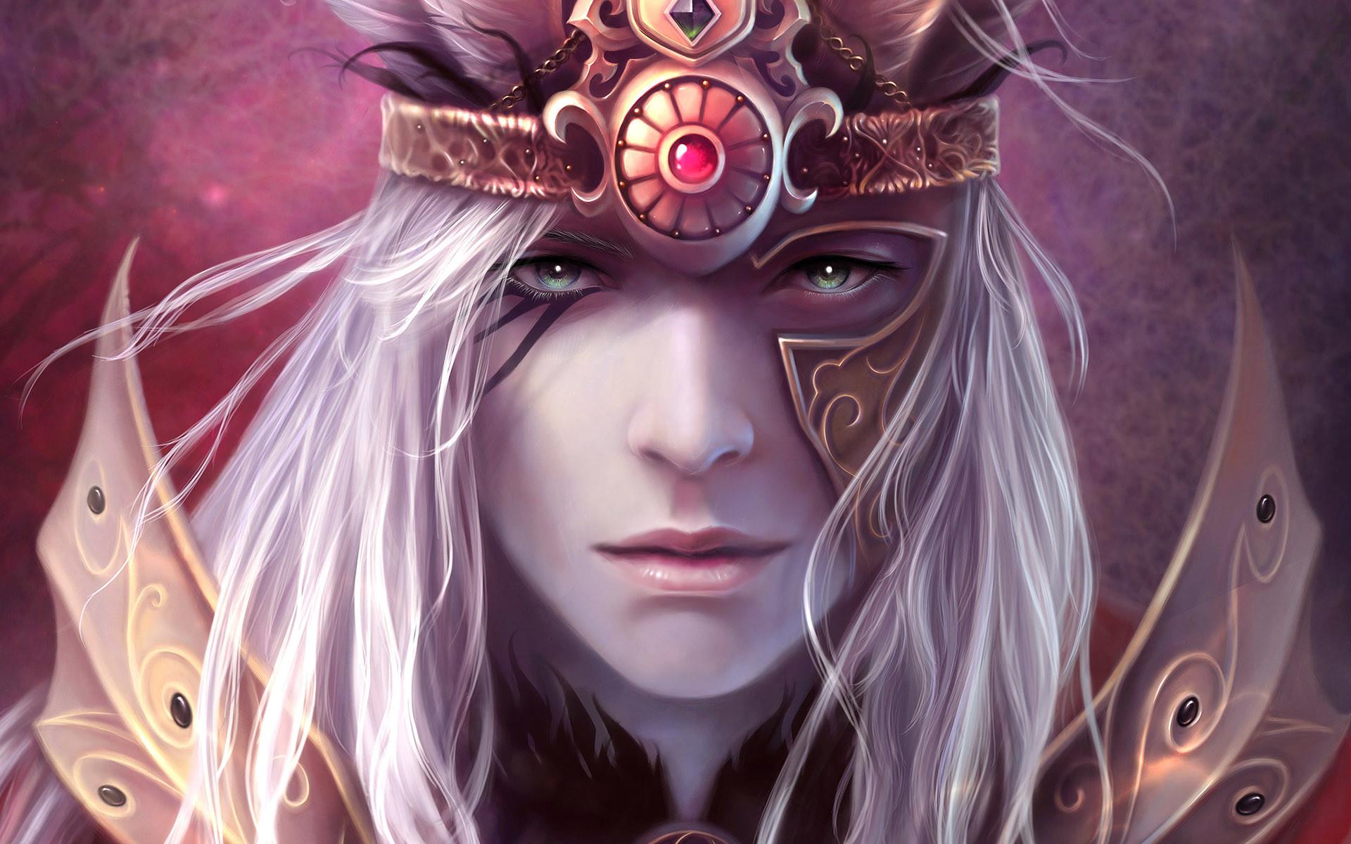 women, Sword, Fantasy Art Wallpapers HD / Desktop and Mobile .