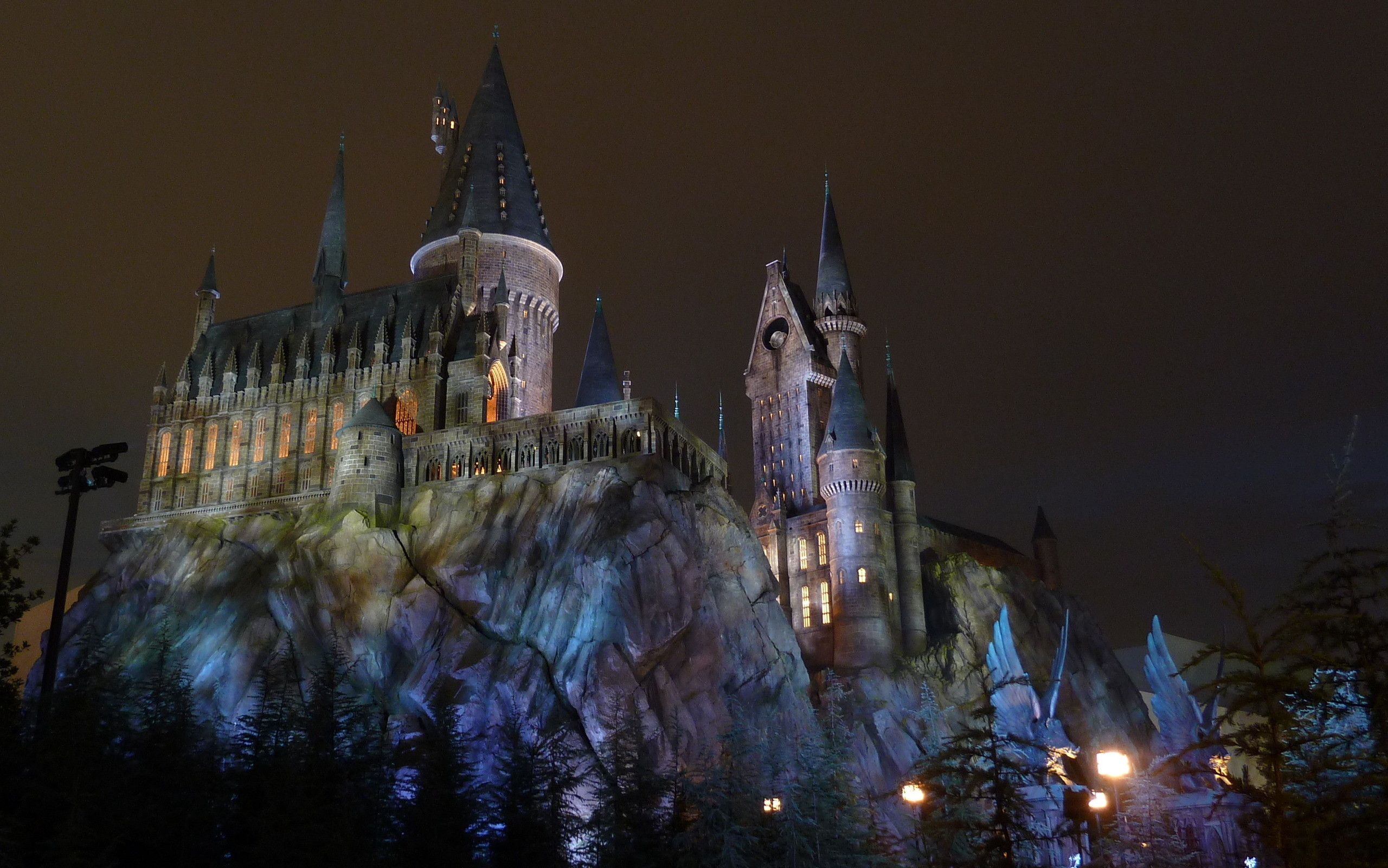 Harry Potter, Hogwarts castle wallpapers and images – wallpapers .