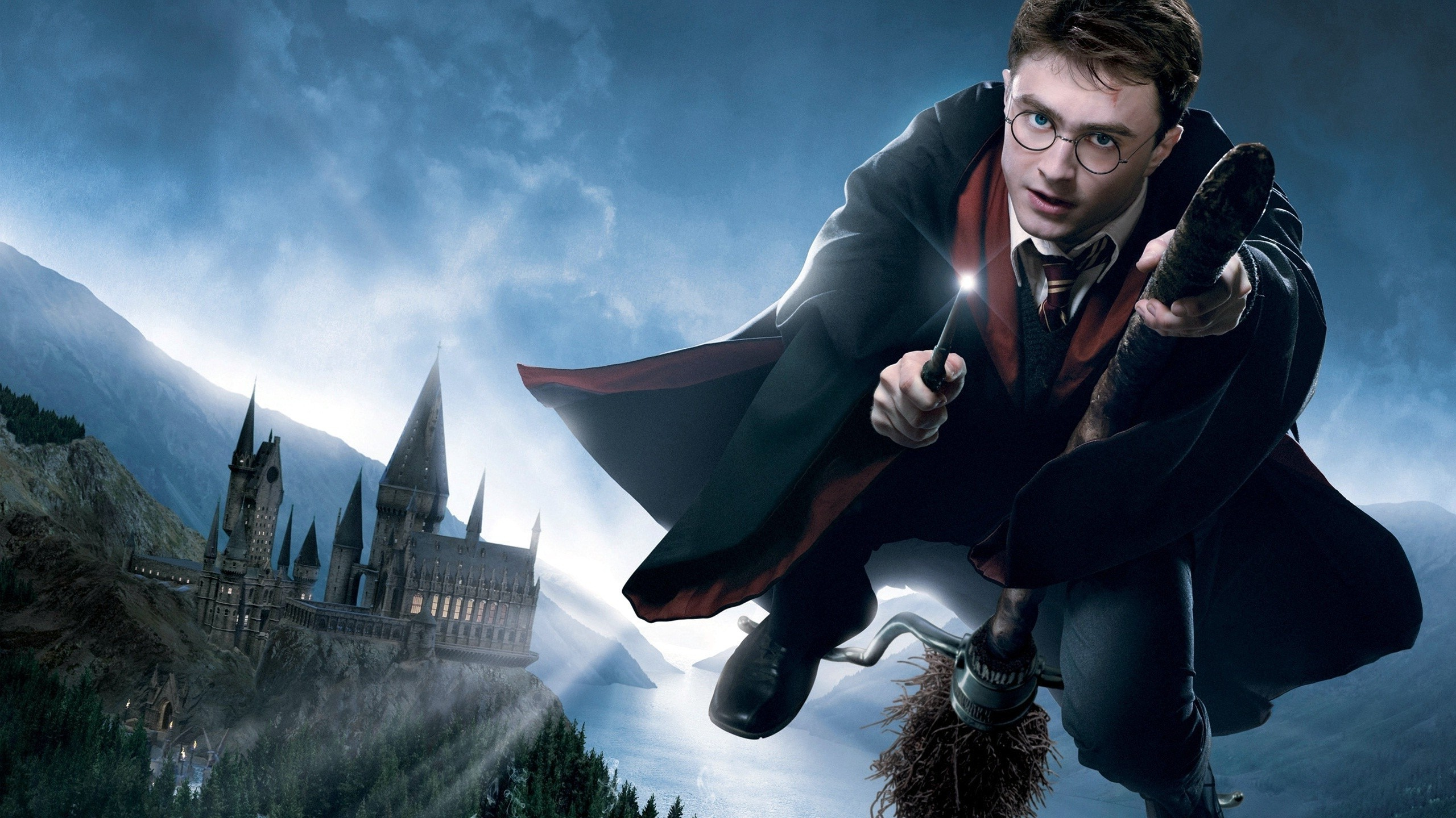 movies, Harry Potter, Hogwarts, Castle, Daniel Radcliffe, Harry Potter And  The Goblet Of Fire Wallpapers HD / Desktop and Mobile Backgrounds