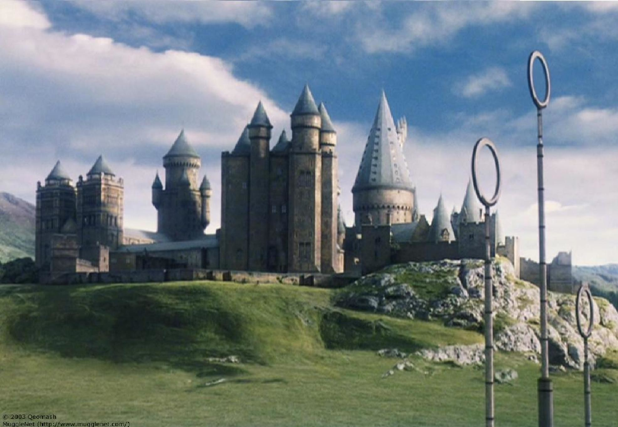 124 Harry Potter Hogwarts