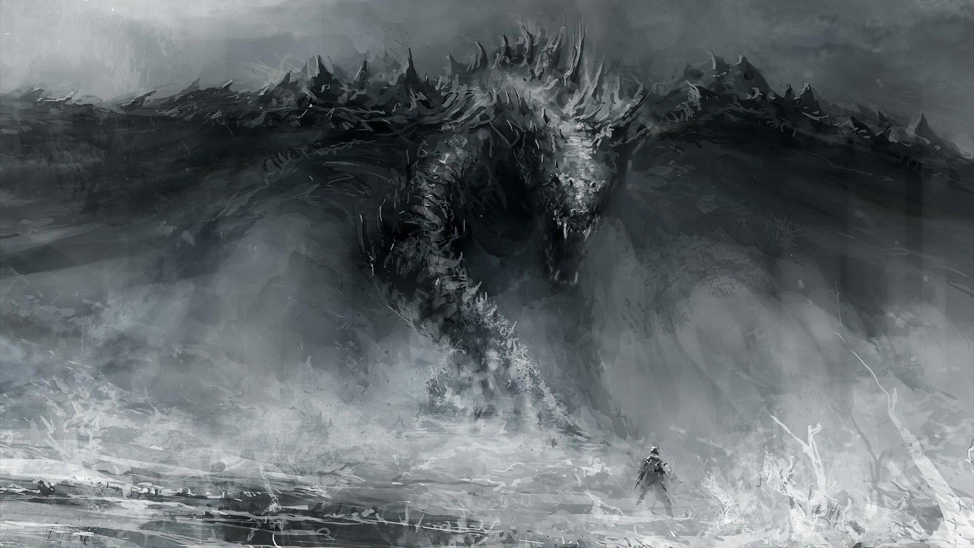 Wallpapers For > Dragon Wallpaper 1920×1080