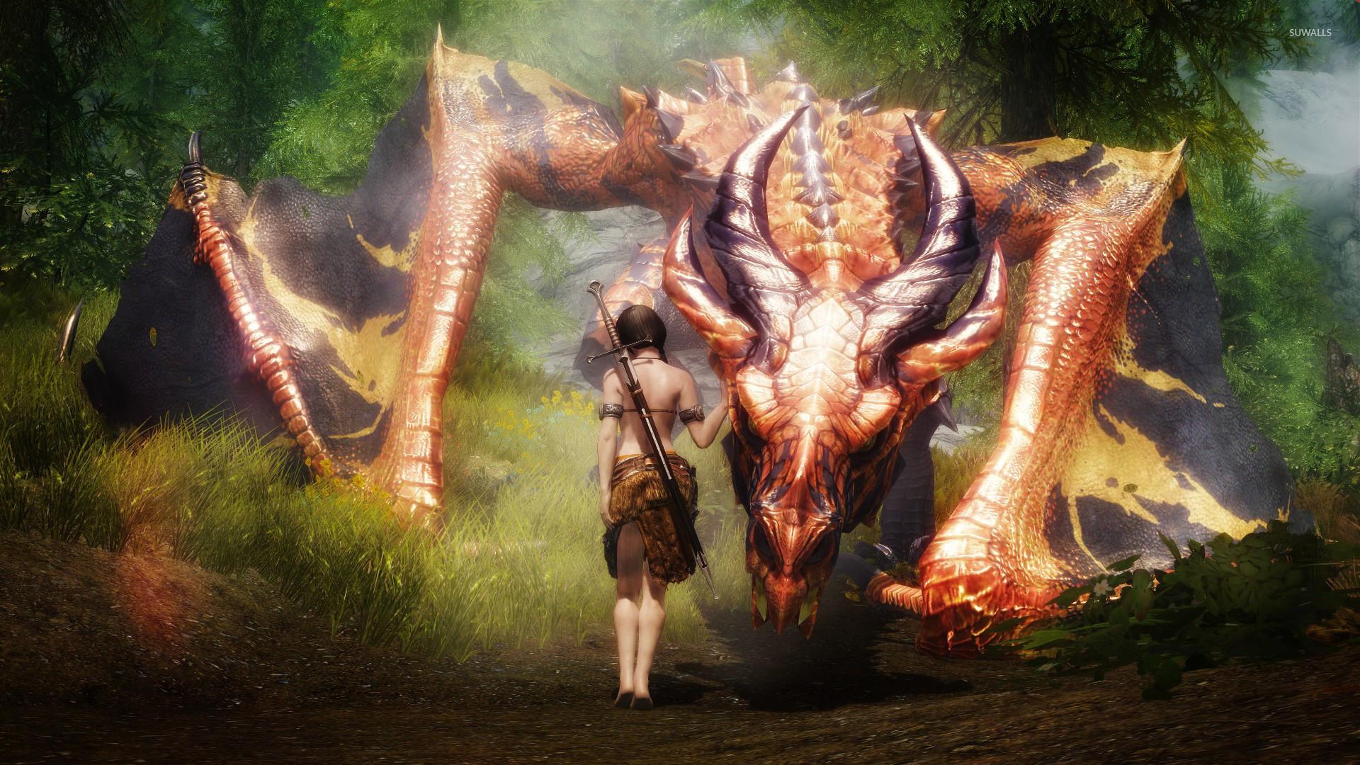 Epic dragon wallpaper dump – Album on Imgur