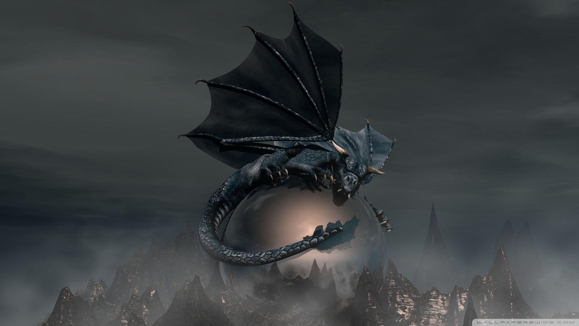 <b>High Res Dragon Wallpaper</b>