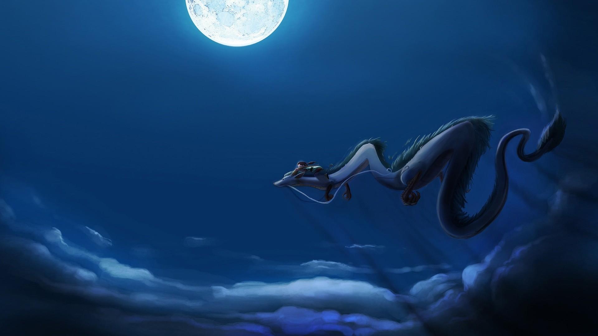 Dragons Desktop Wallpaper