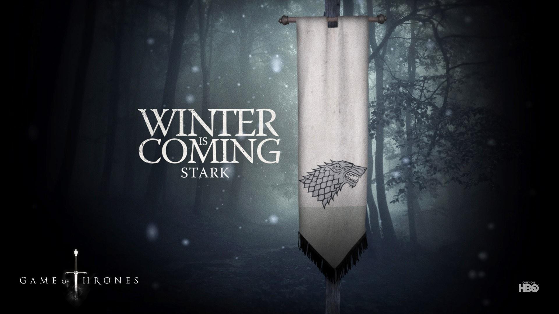 More Movies desktop wallpapers · Direwolf Coat Of Arms Stark House Game Of  Thrones Desktop Wallpaper