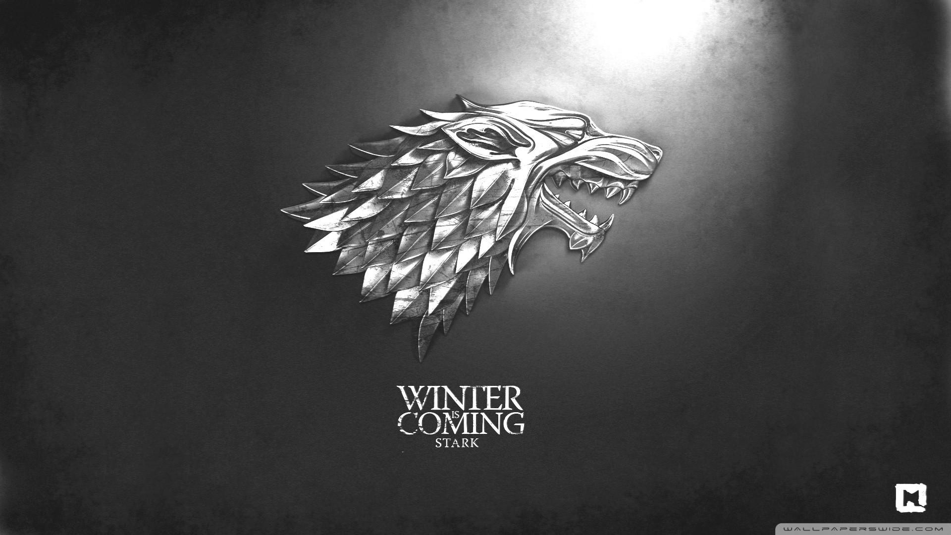 Game Of Thrones House Stark wallpaper