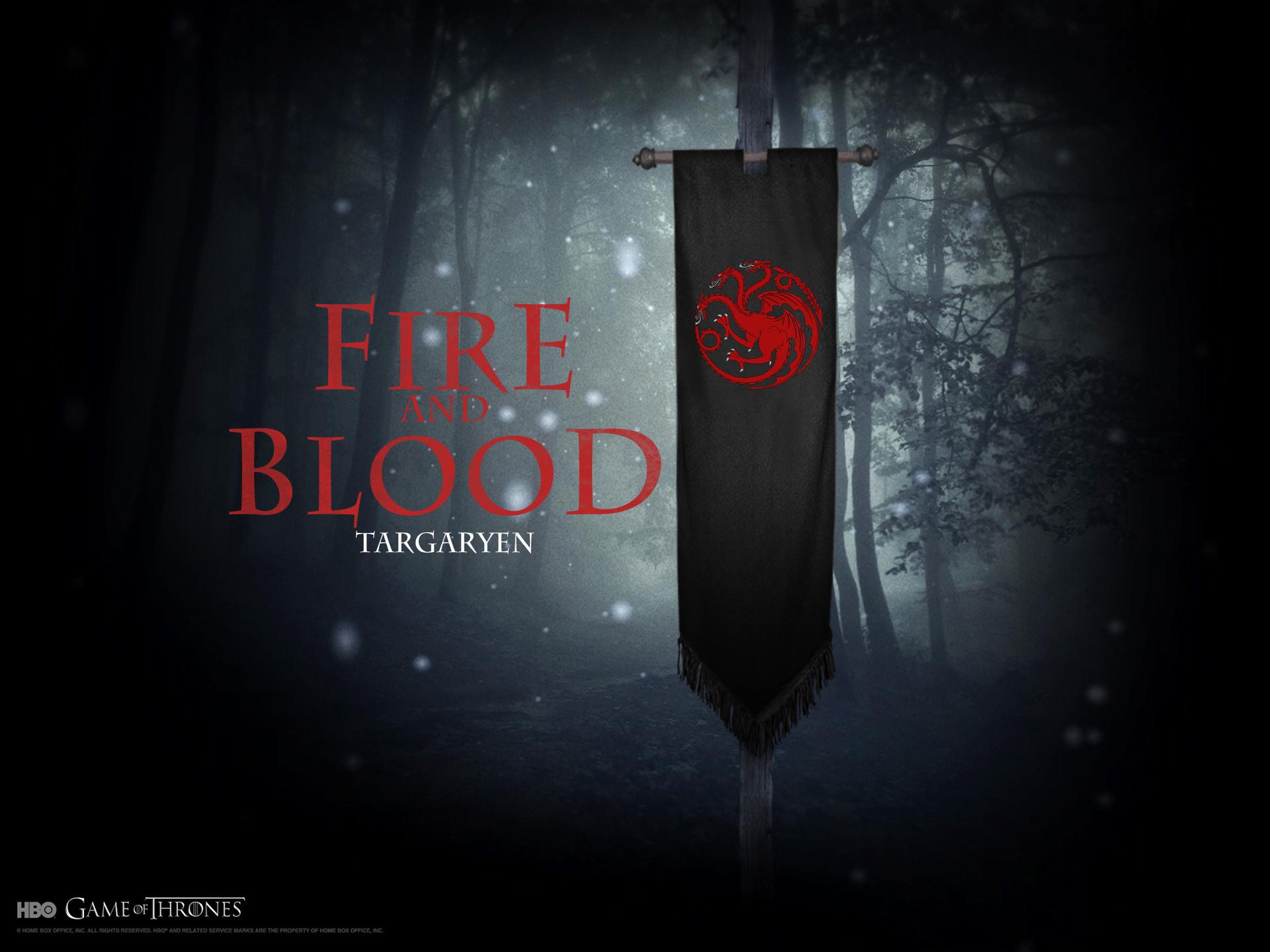 House Targaryen – Game of Thrones Wallpaper (31776802) – Fanpop