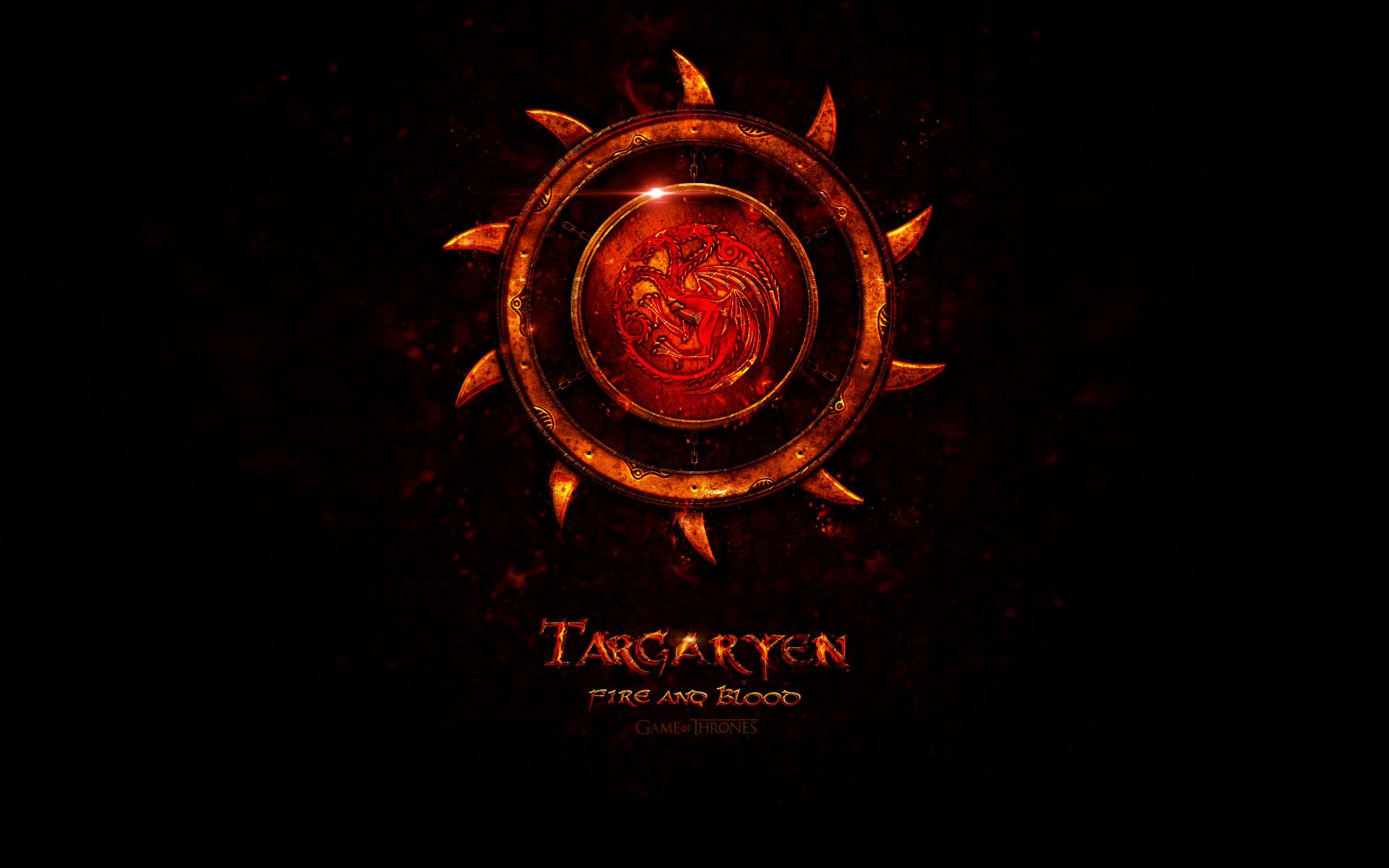 … Game of Thrones Targaryen wallpaeper by jjfwh