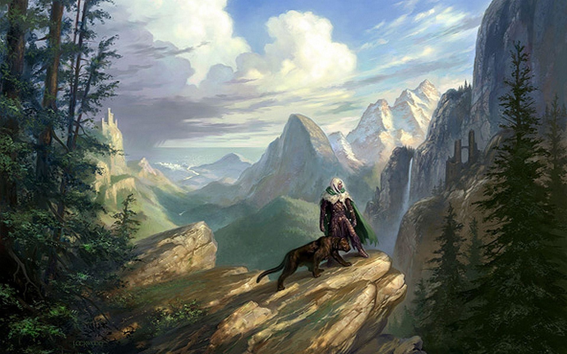 Legend Of Drizzt Wallpaper – Viewing Gallery